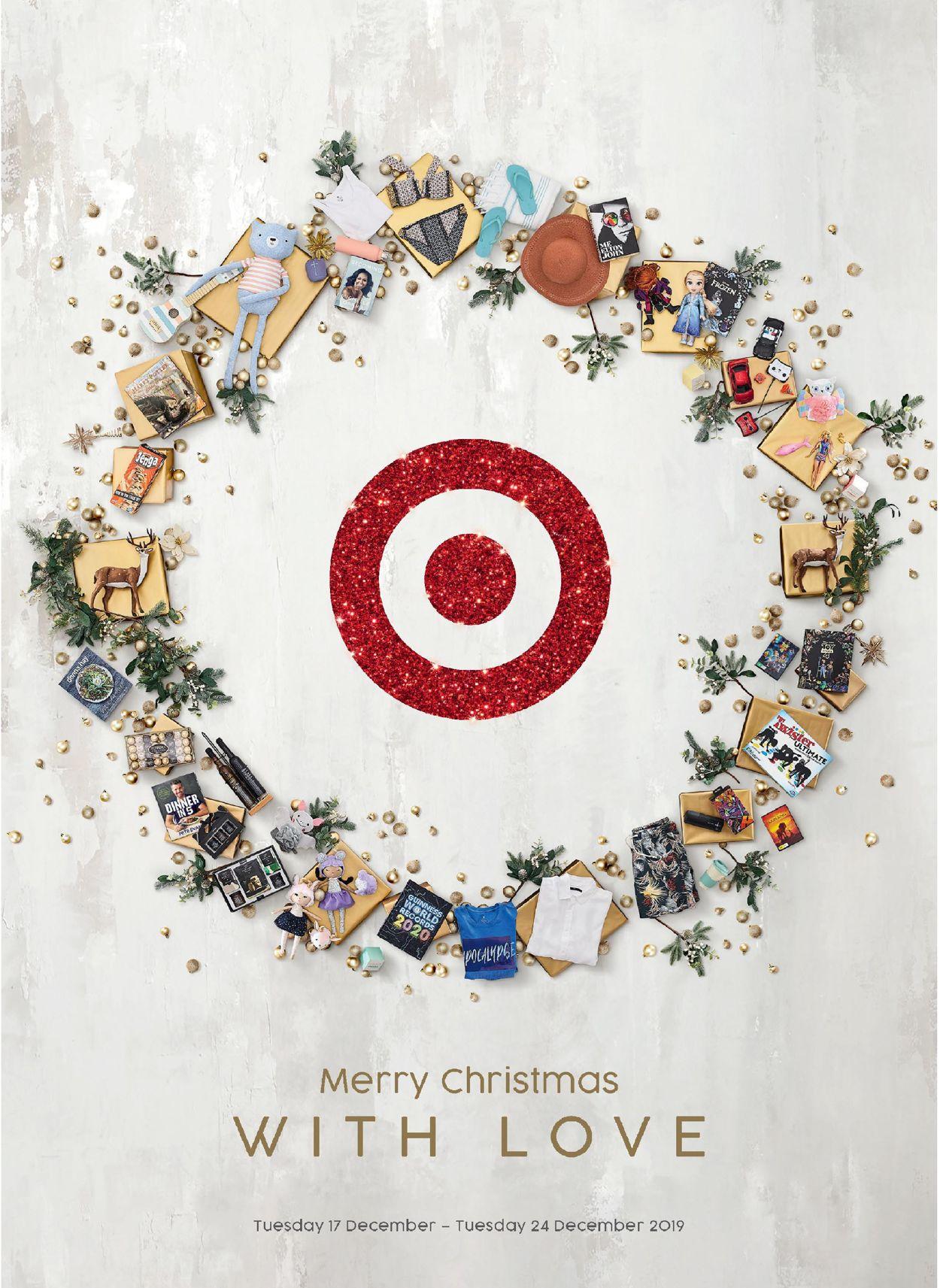 Target Christmas Catalogue 2019 Catalogue - 17/12-24/12/2019
