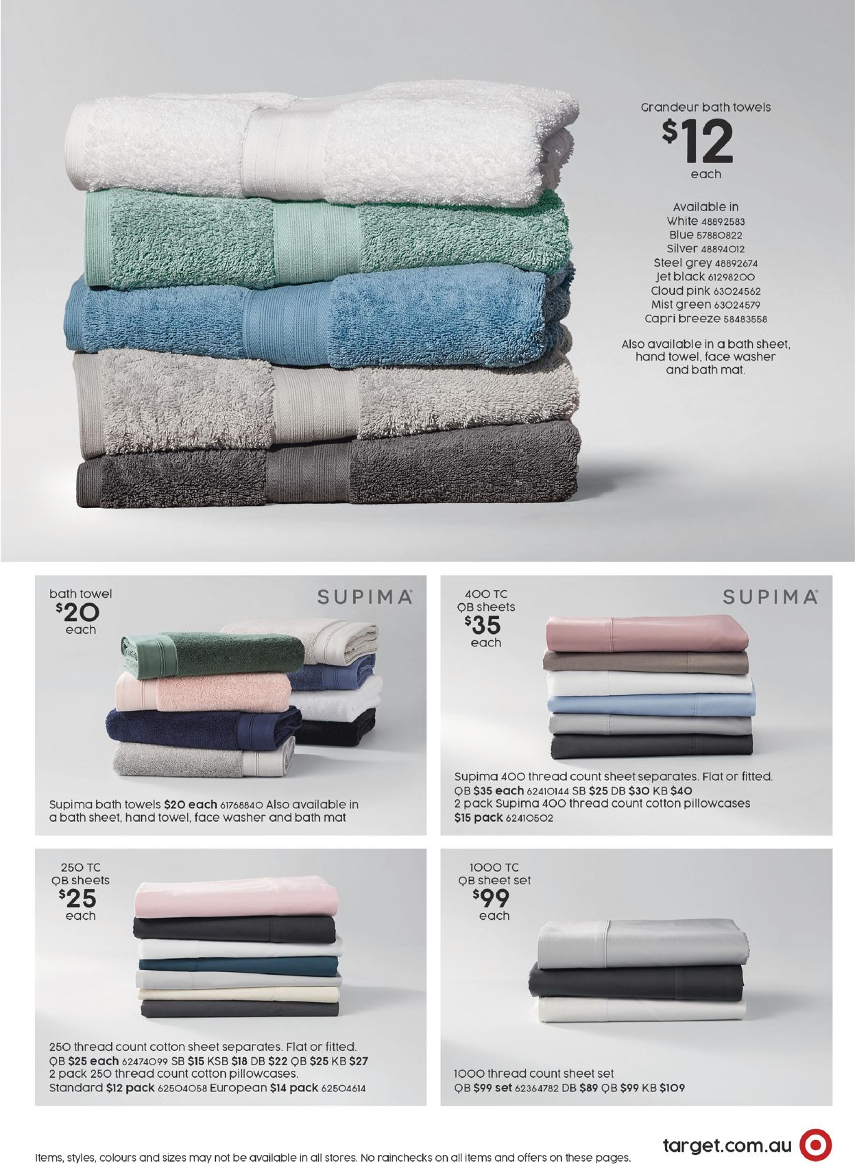 Target Catalogue - 26/12-08/01/2020 (Page 3)