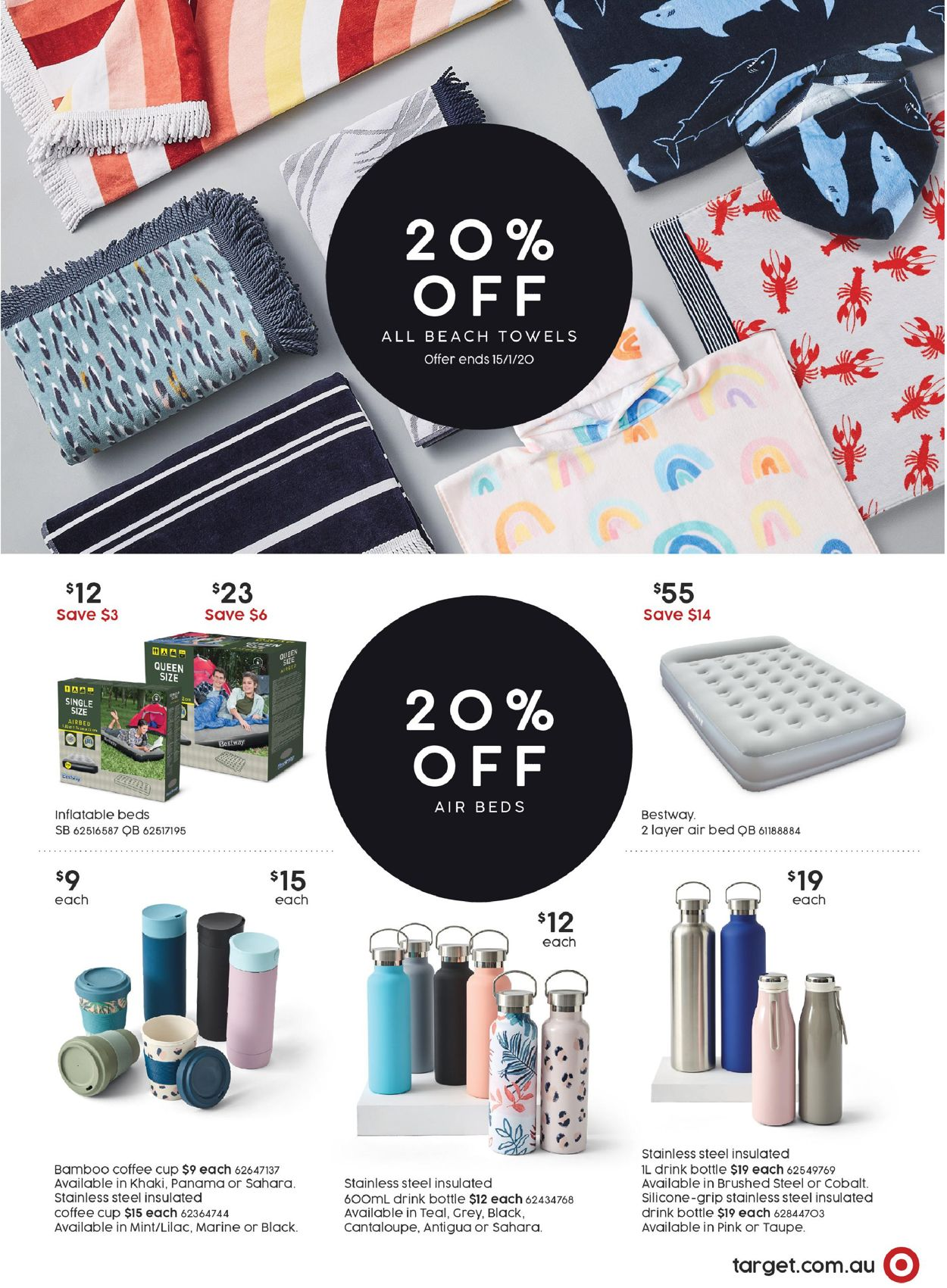 Target Catalogue - 26/12-08/01/2020 (Page 11)