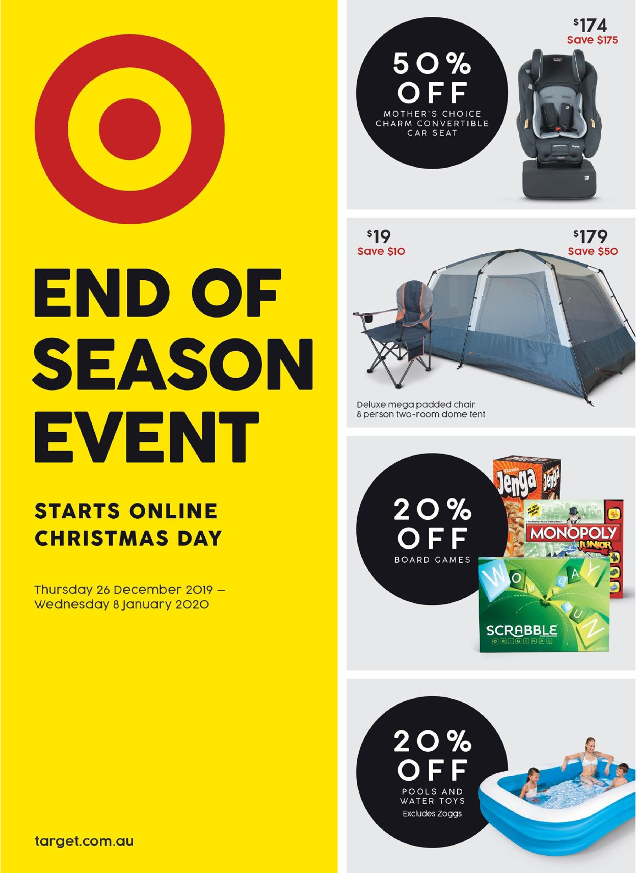 Target Catalogue - 26/12-08/01/2020 (Page 16)