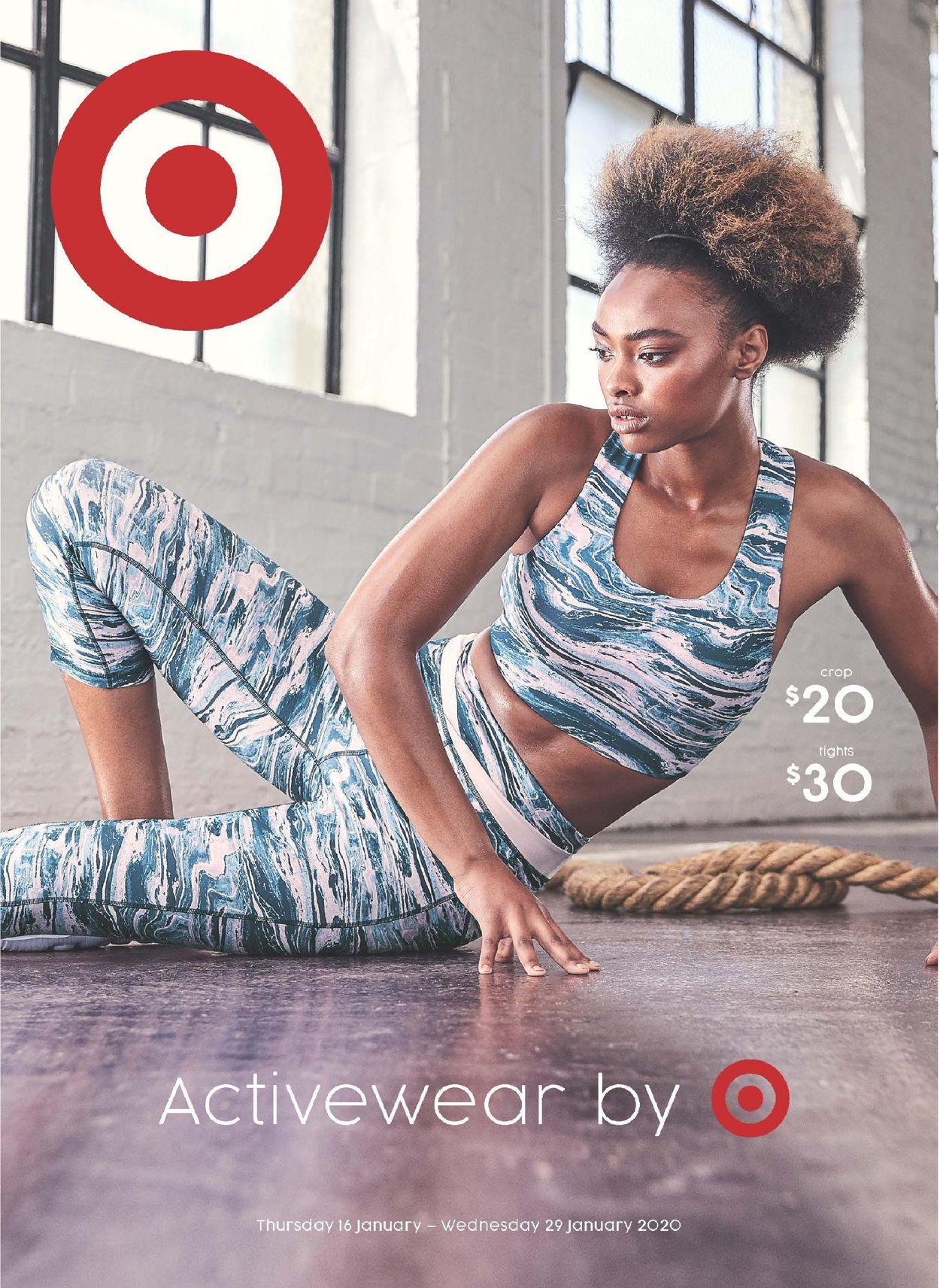 Target Catalogue - 16/01-29/01/2020