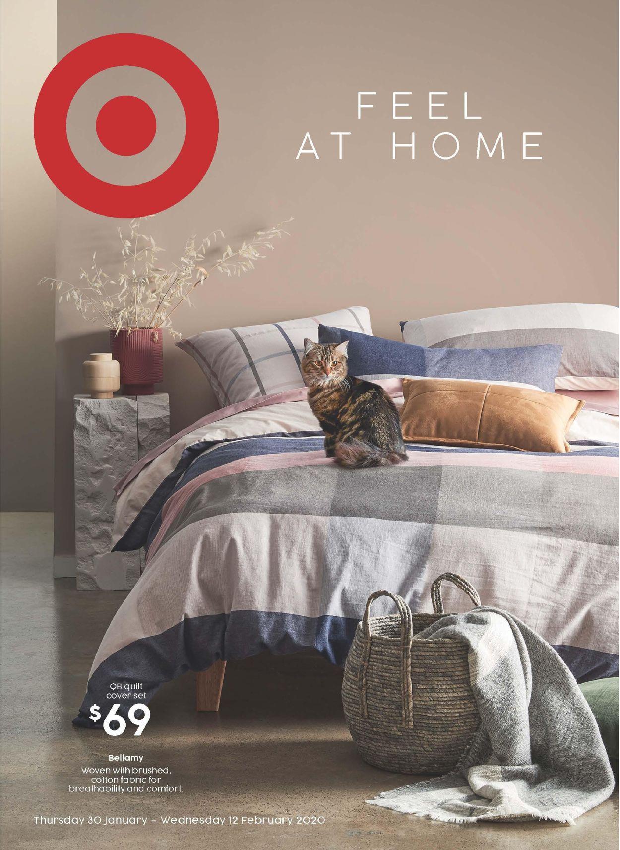 Target Catalogue - 30/01-12/02/2020