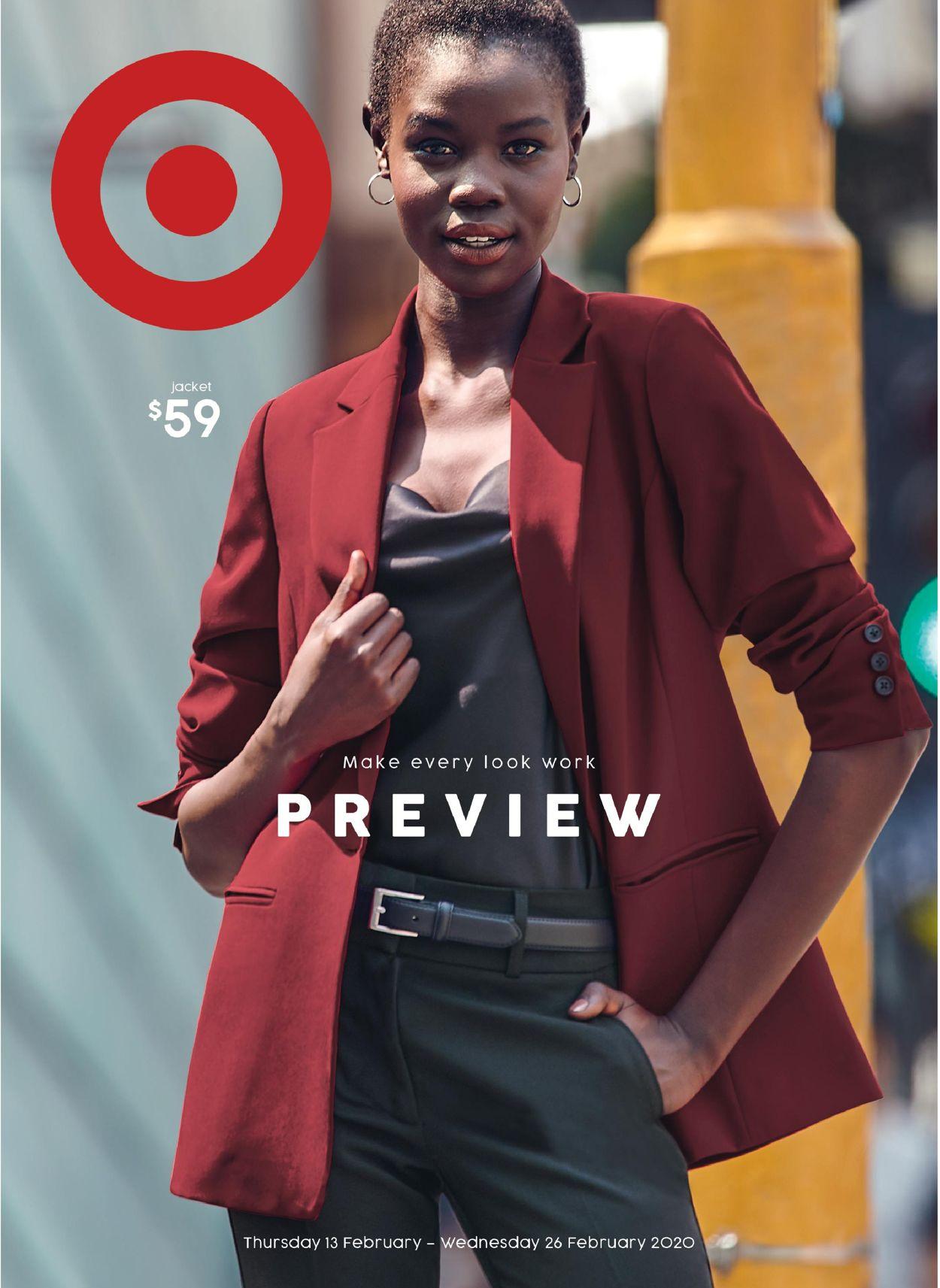 Target Catalogue - 13/02-26/02/2020