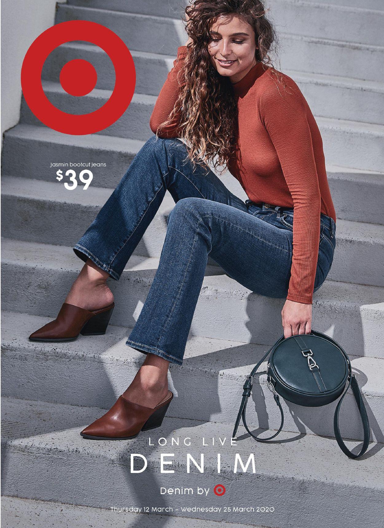 Target Catalogue - 12/03-25/03/2020