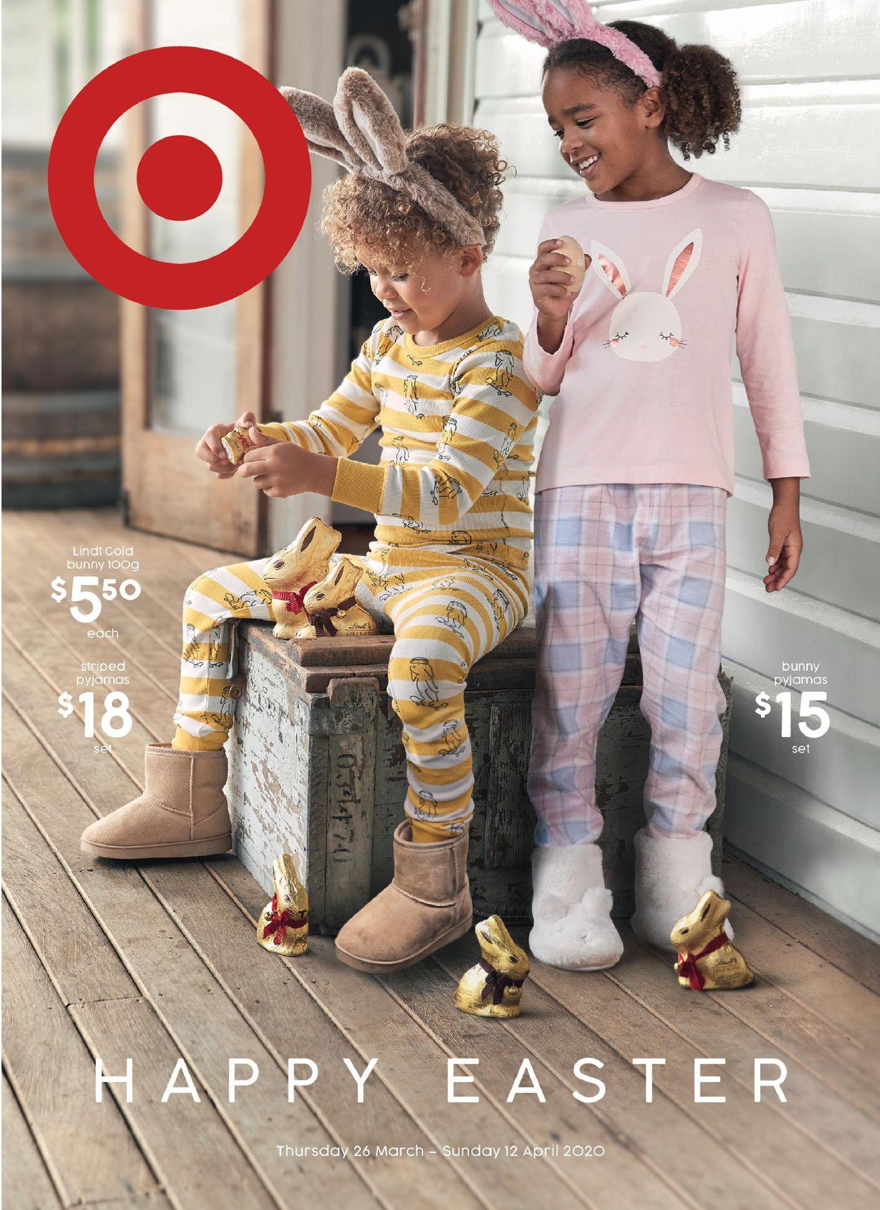 Target Catalogue - 26/03-12/04/2020
