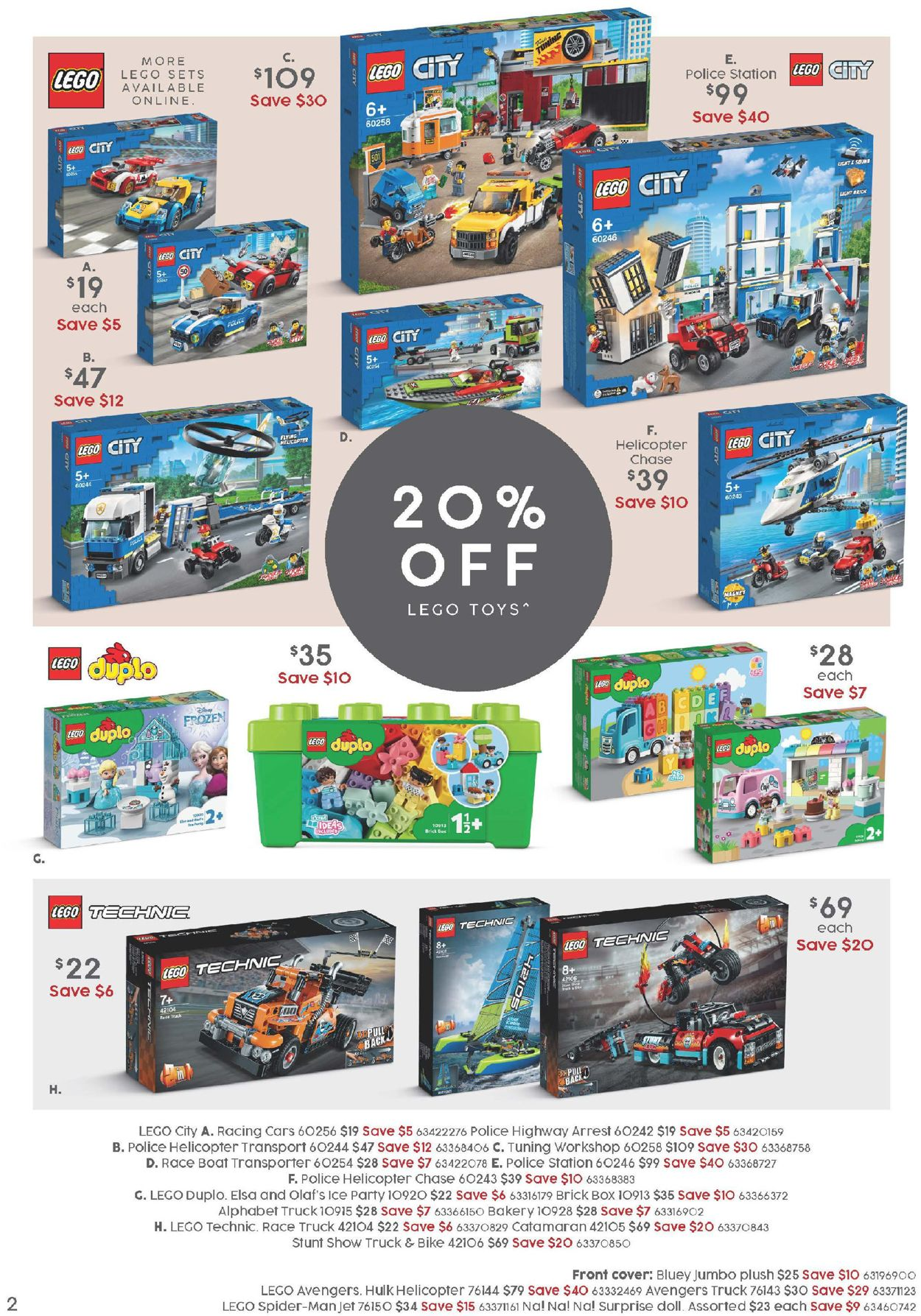 Target Catalogue - 26/03-26/04/2020 (Page 2)