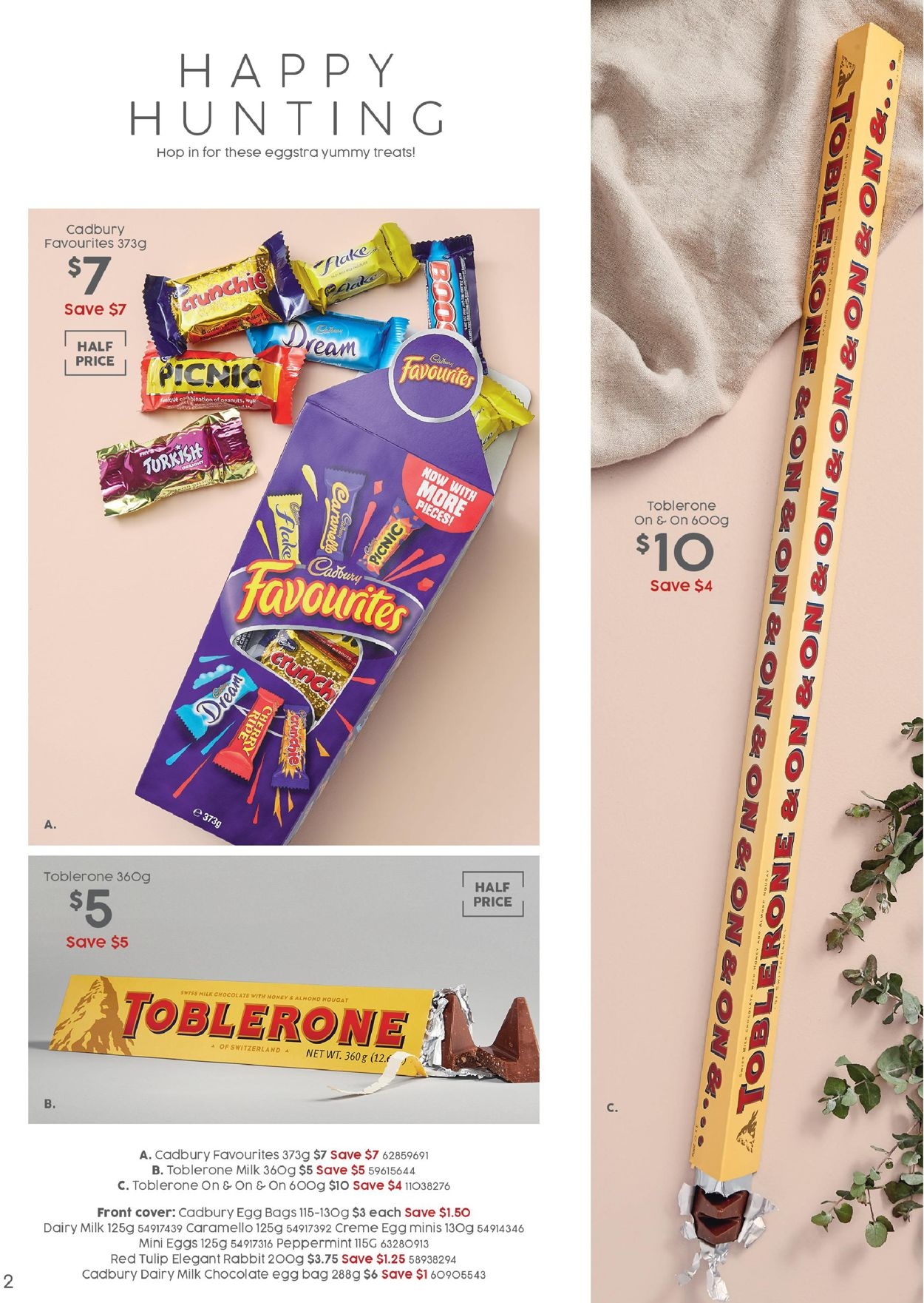 Target Catalogue - 06/04-26/04/2020 (Page 2)