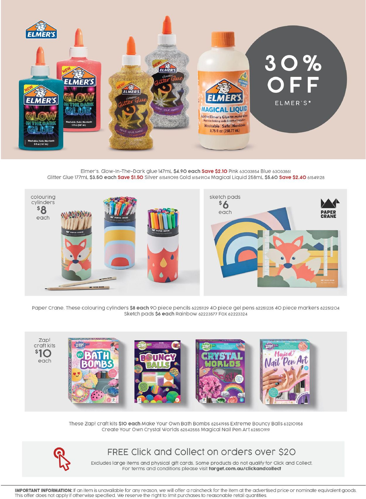 Target Catalogue - 06/04-26/04/2020 (Page 11)