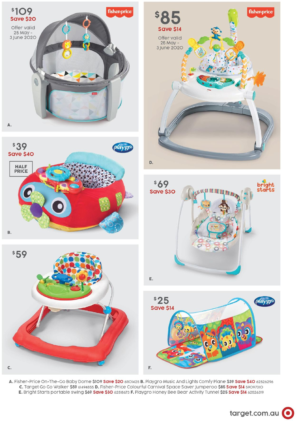 Target Catalogue - 21/05-03/06/2020 (Page 9)