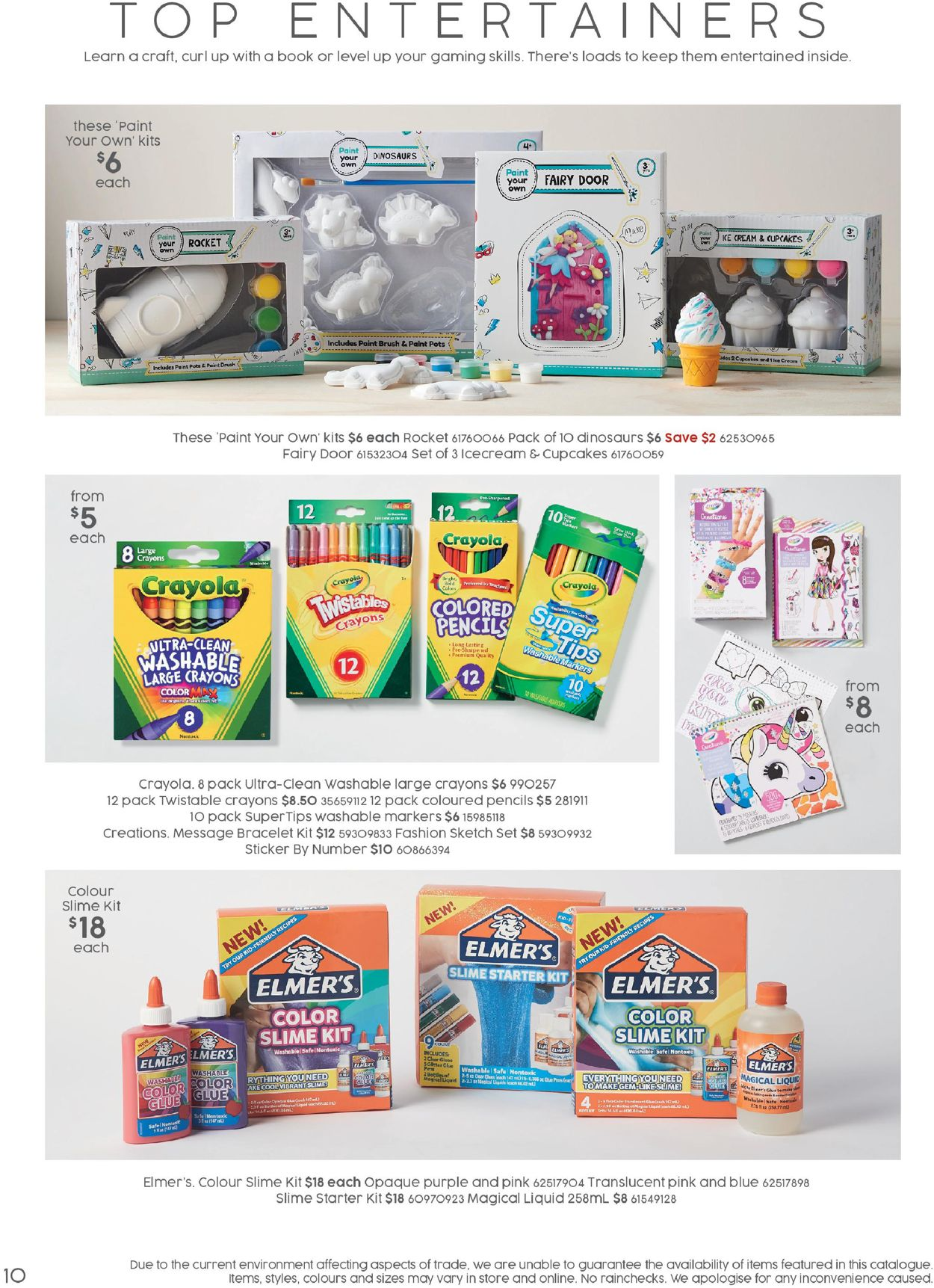 Target Catalogue - 21/05-03/06/2020 (Page 10)
