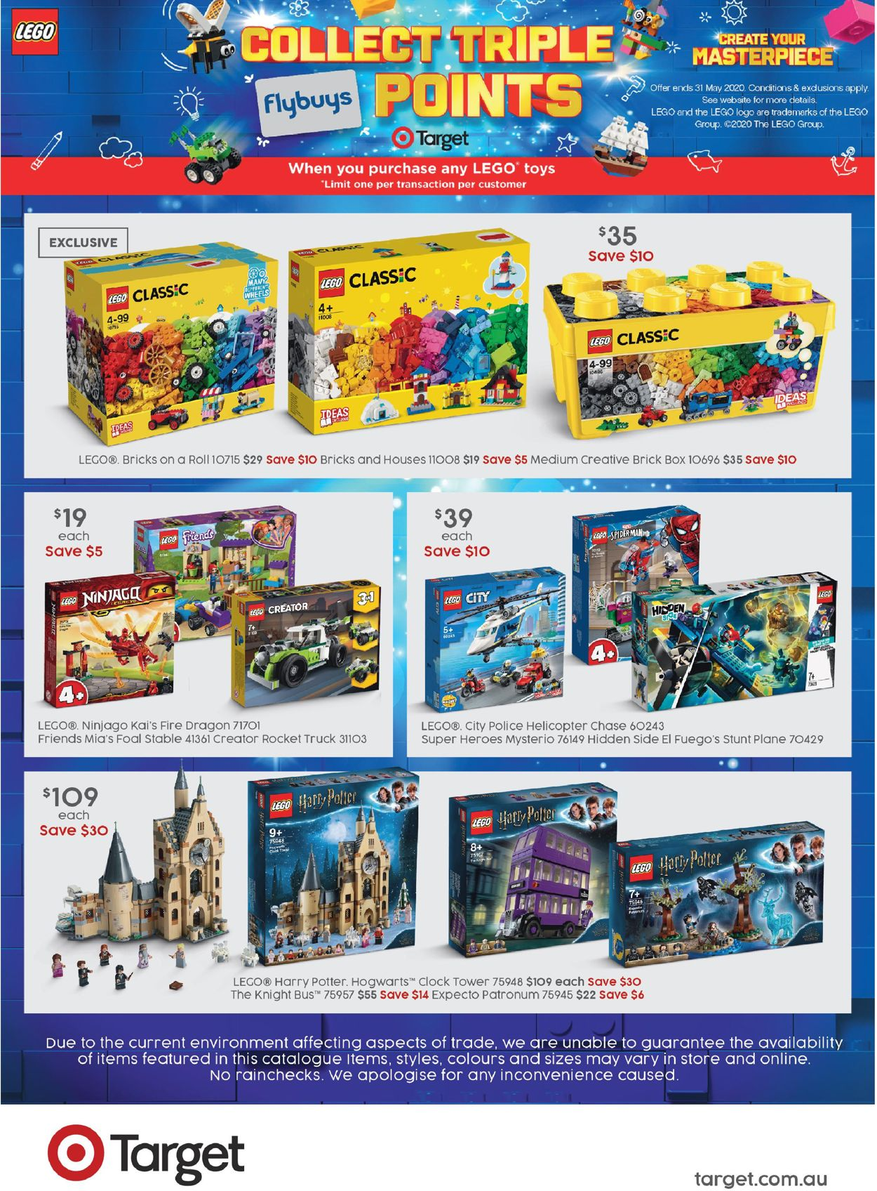 Target Catalogue - 21/05-03/06/2020 (Page 16)