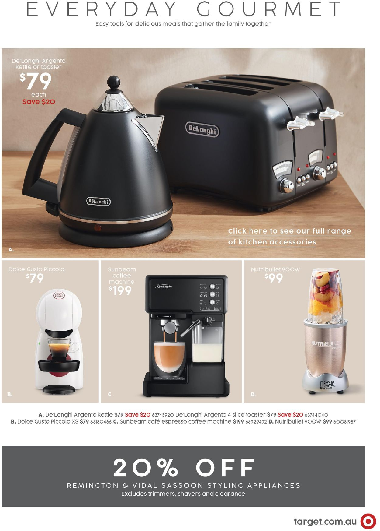 Target Catalogue - 16/07-05/08/2020 (Page 9)