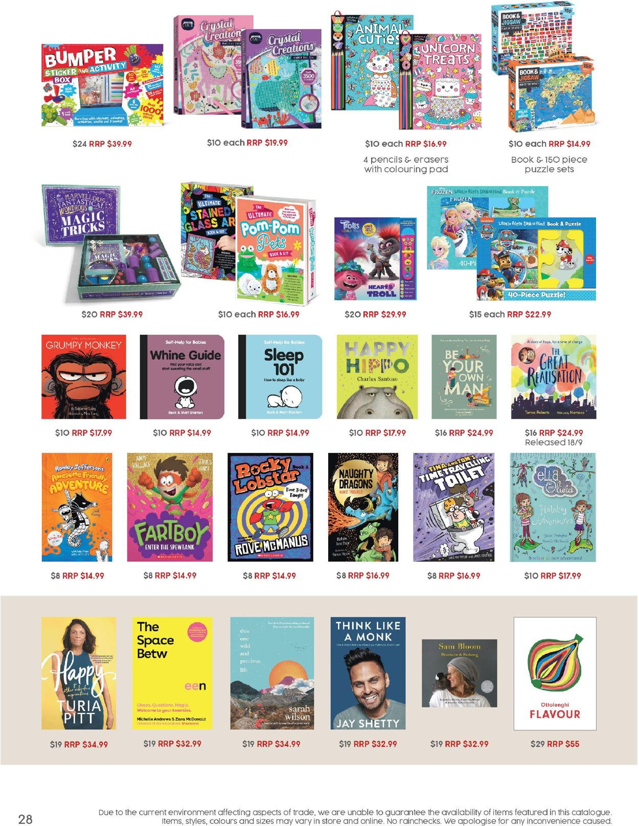 Target Catalogue - 17/09-07/10/2020 (Page 28)