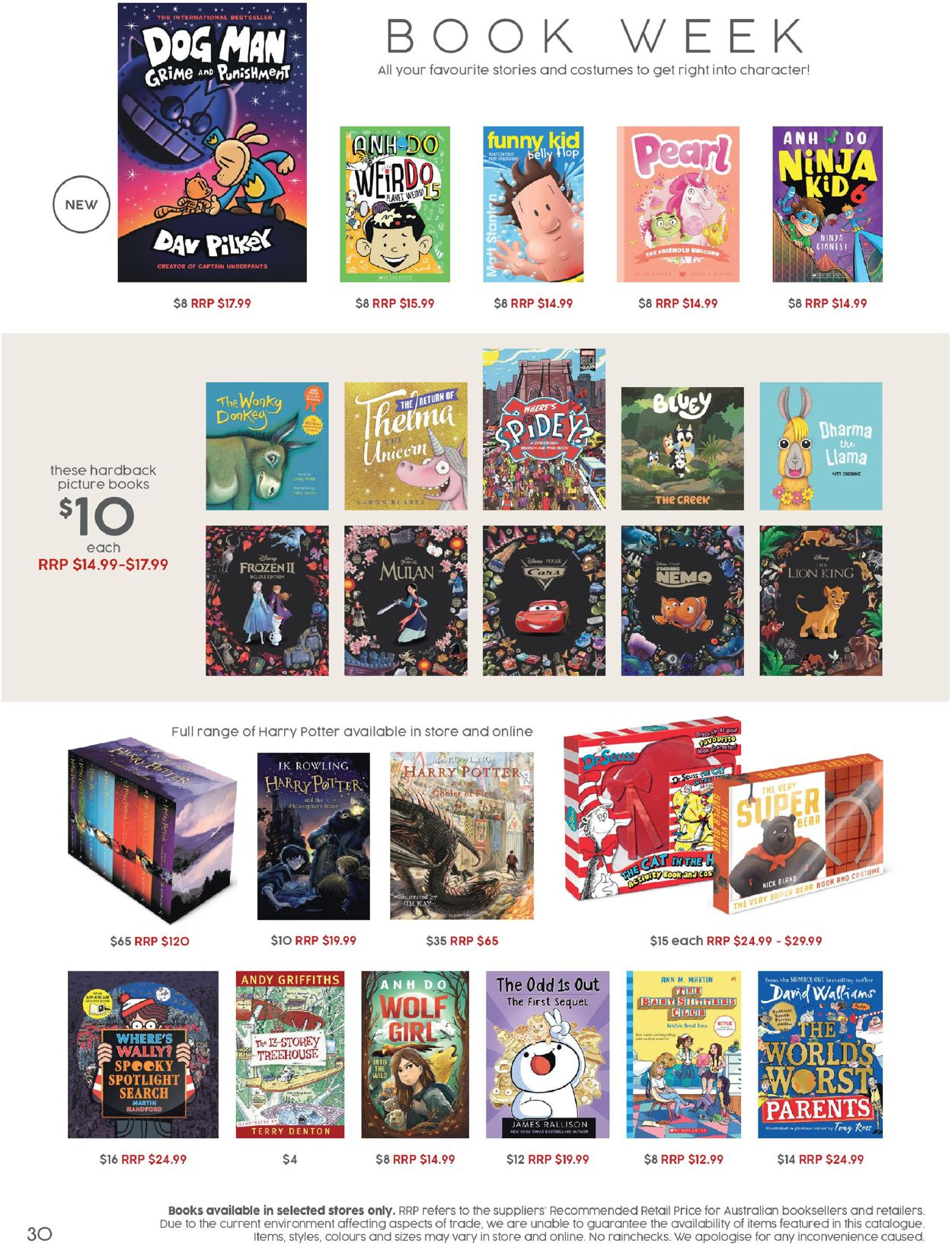 Target Catalogue - 17/09-07/10/2020 (Page 30)