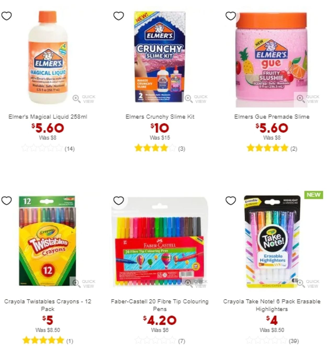 Target Catalogue - 08/01-14/01/2021 (Page 3)