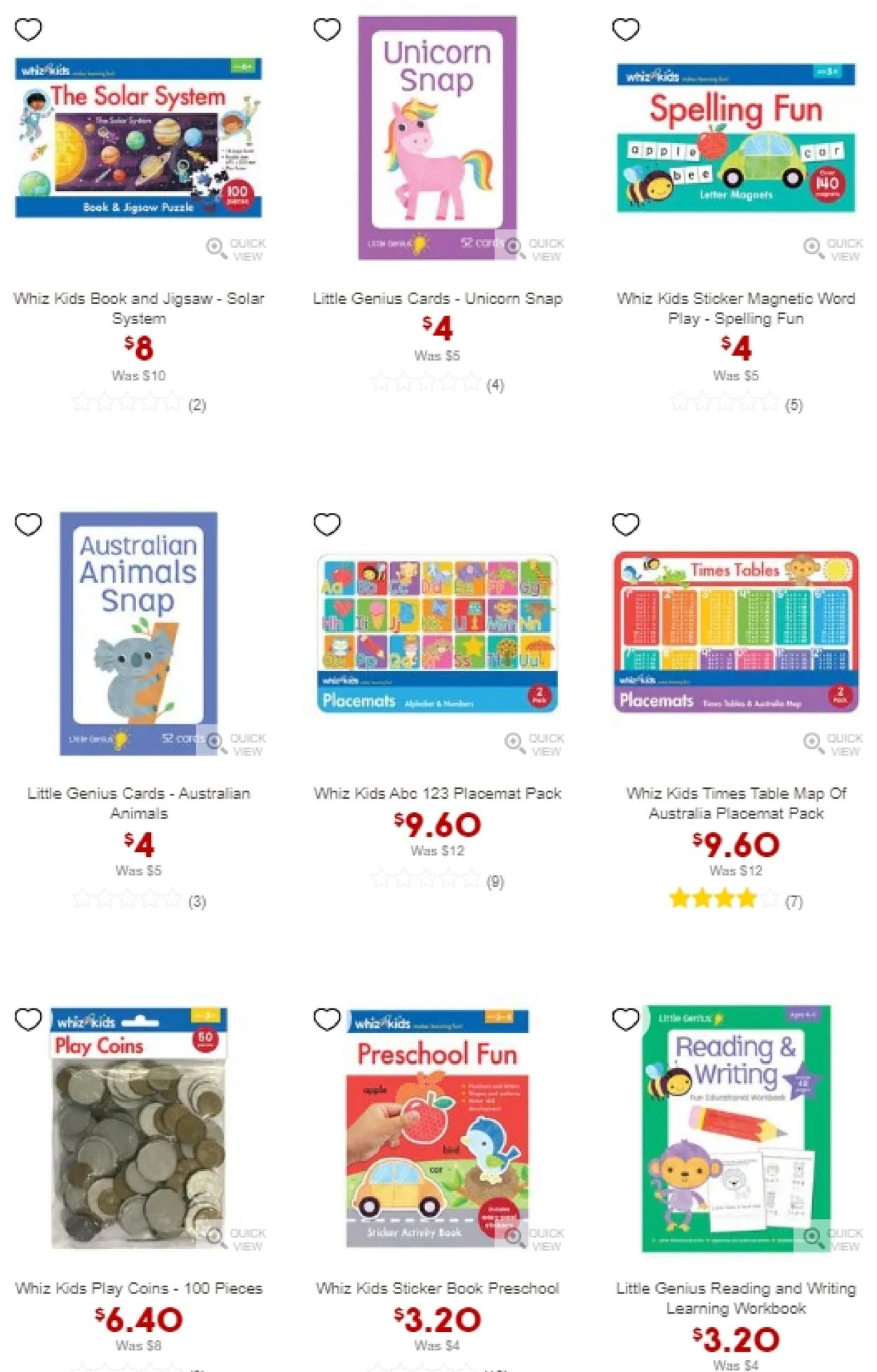 Target Catalogue - 15/01-28/01/2021 (Page 10)