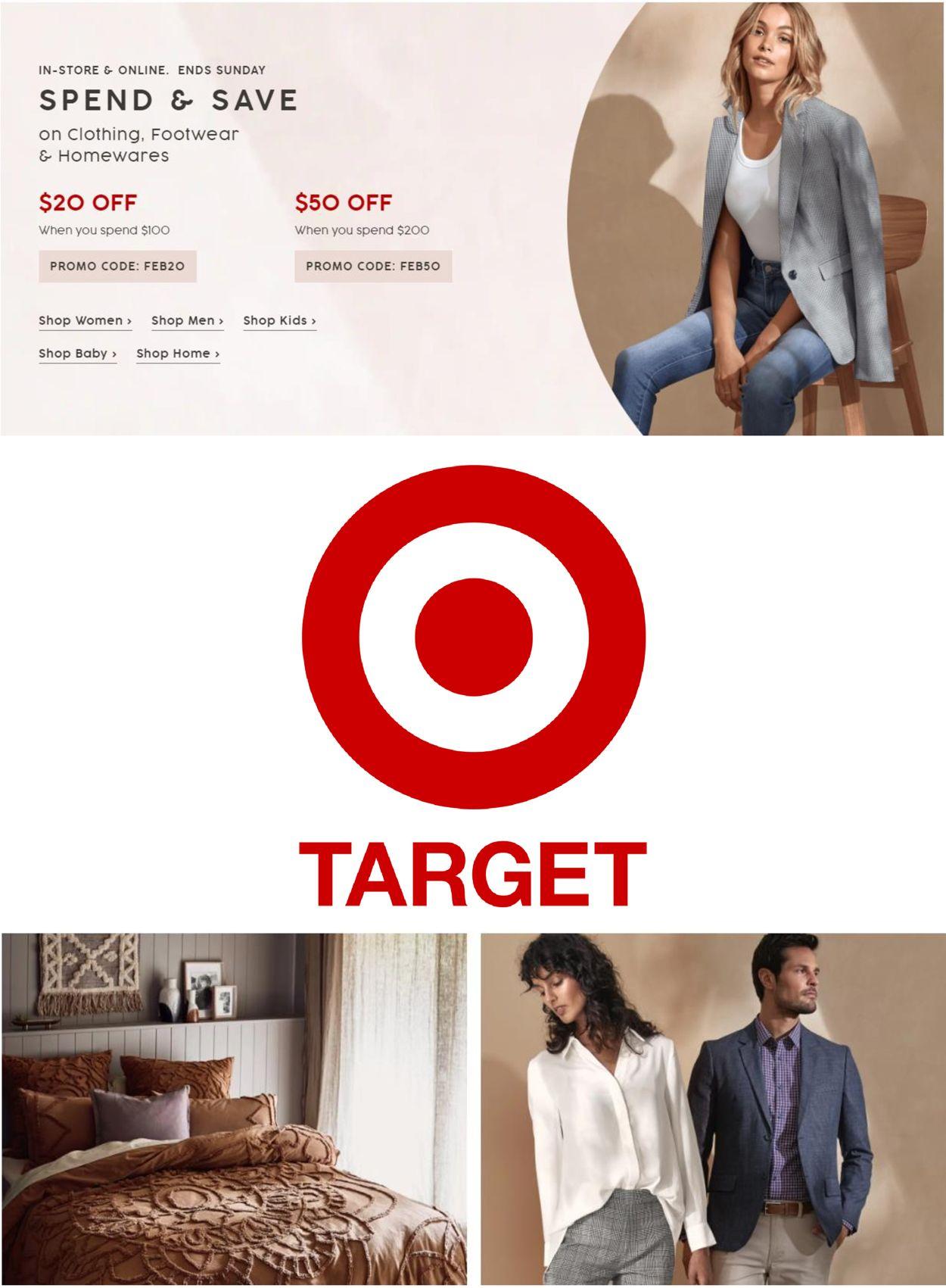 Target Catalogue - 18/02-24/02/2021