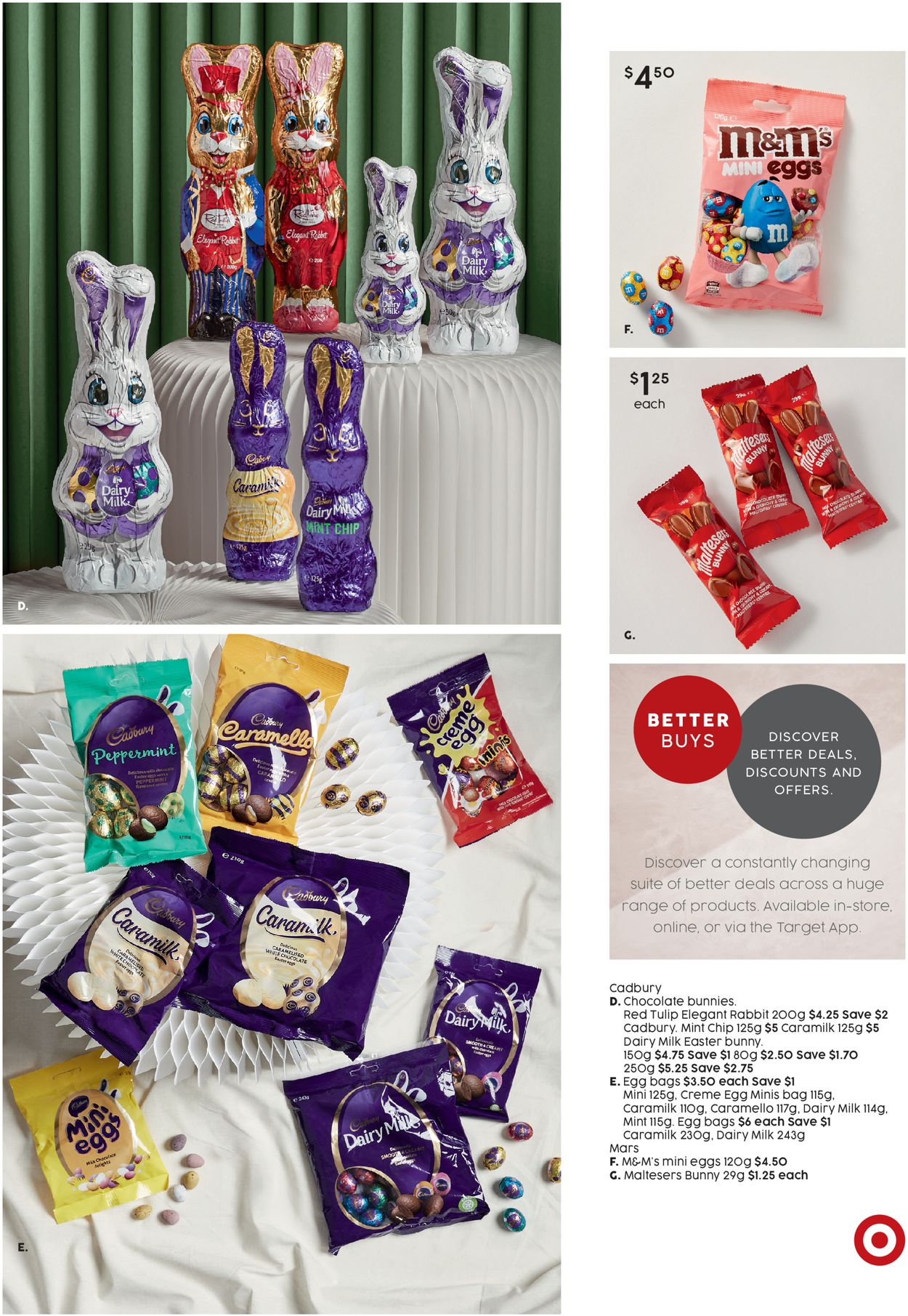 Target Catalogue - 18/03-21/04/2021 (Page 19)