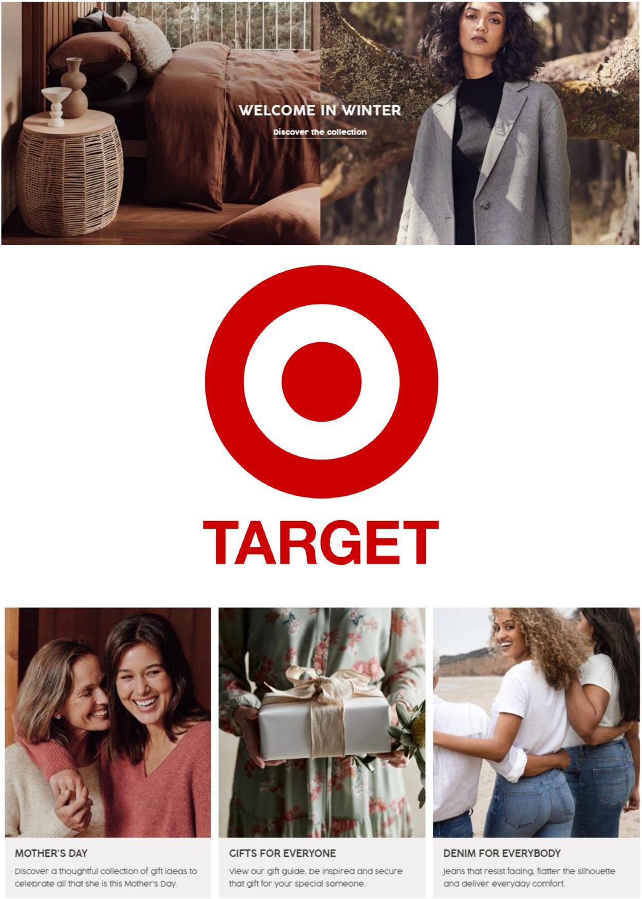 Target Catalogue - 23/04-04/05/2021