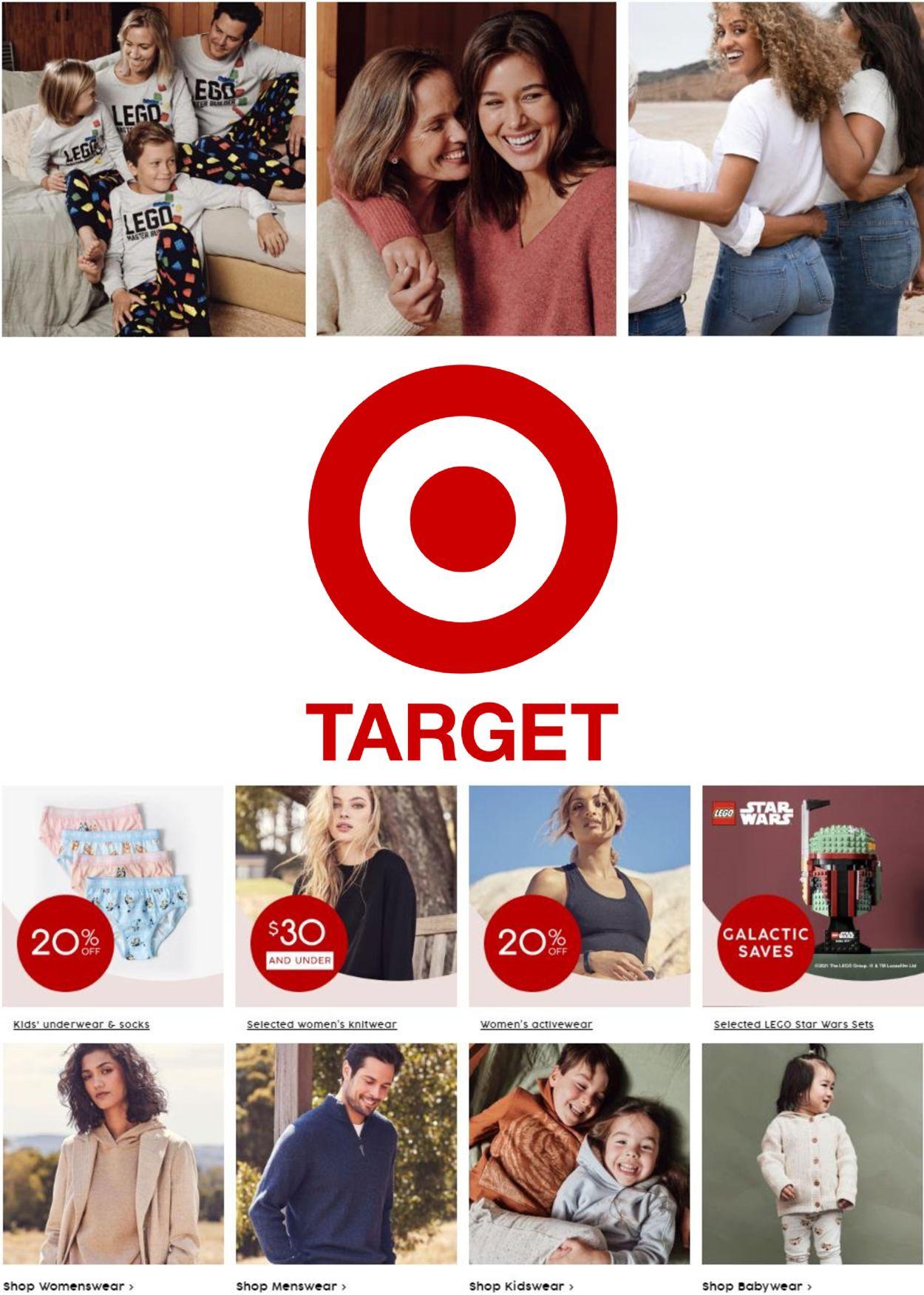 Target Catalogue - 06/05-19/05/2021
