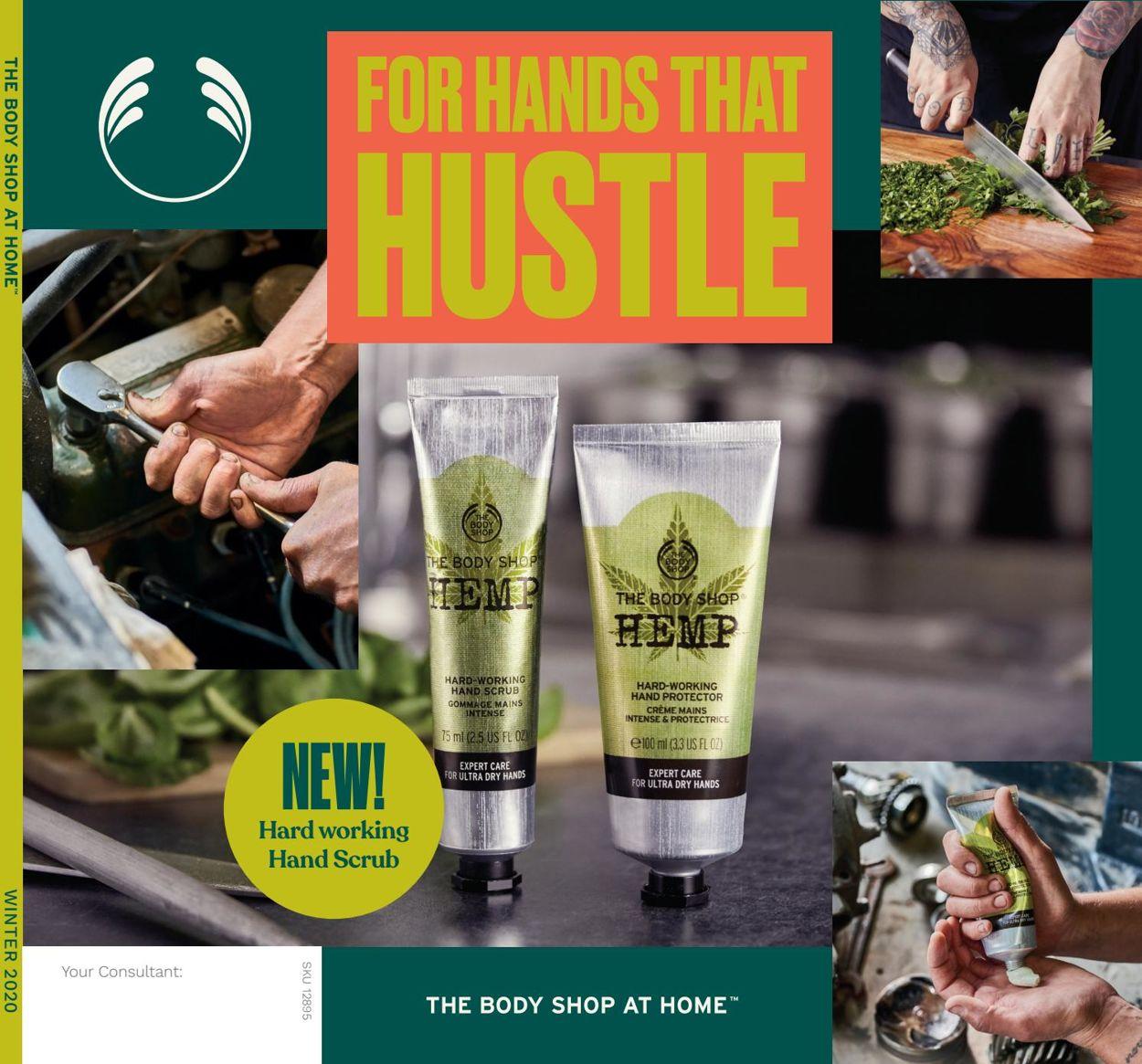 The Body Shop Catalogue - 30/06-31/08/2020