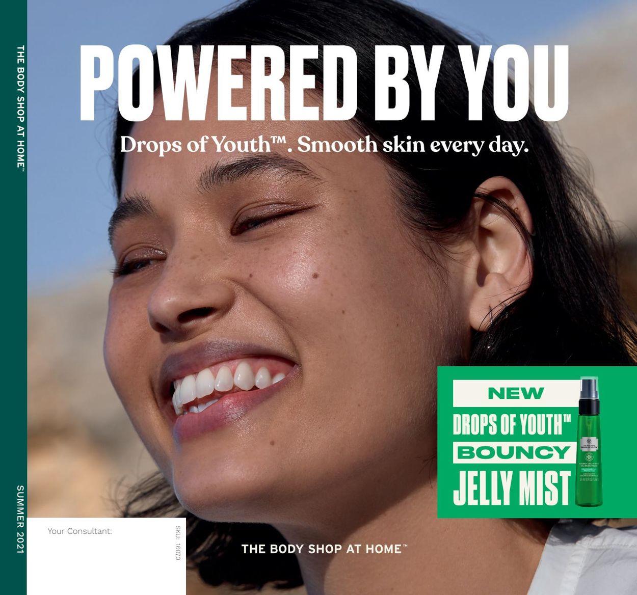 The Body Shop - Summer 2021 Catalogue - 01/01-31/03/2021
