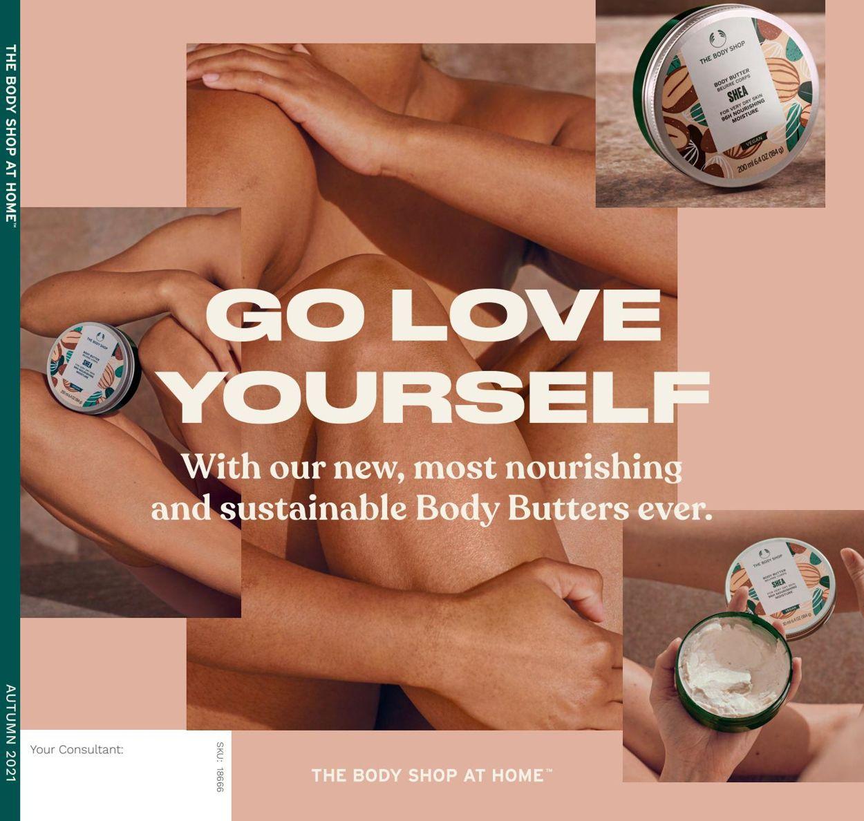 The Body Shop Catalogue - 31/03-30/06/2021