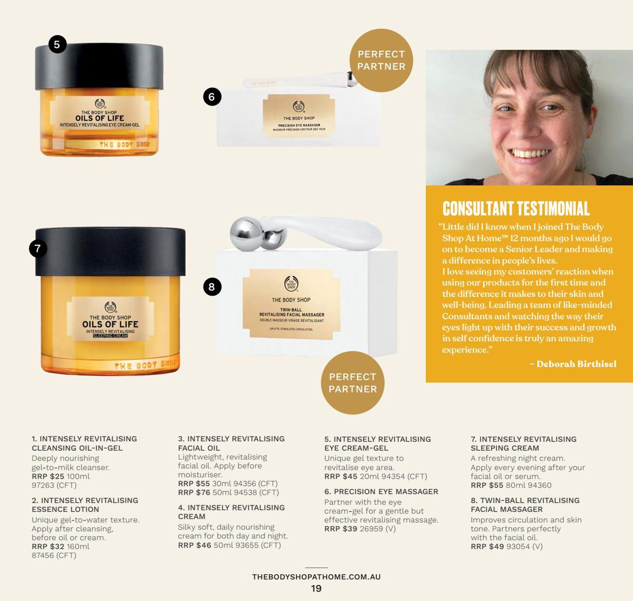 The Body Shop Catalogue - 31/03-30/06/2021 (Page 19)