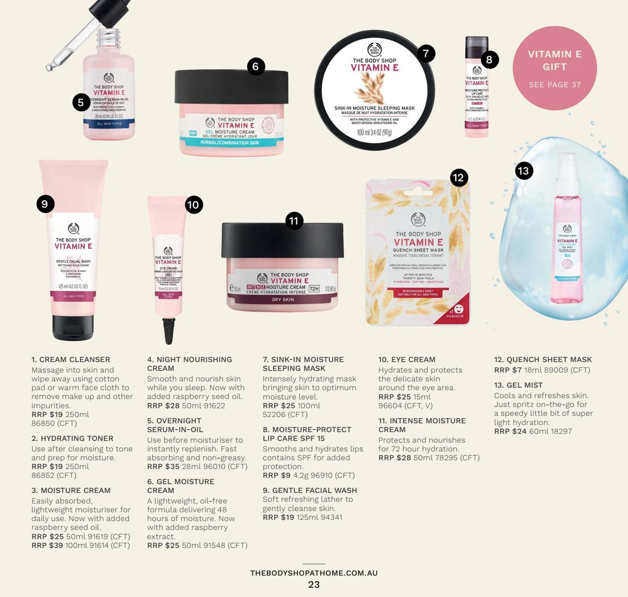 The Body Shop Catalogue - 31/03-30/06/2021 (Page 23)