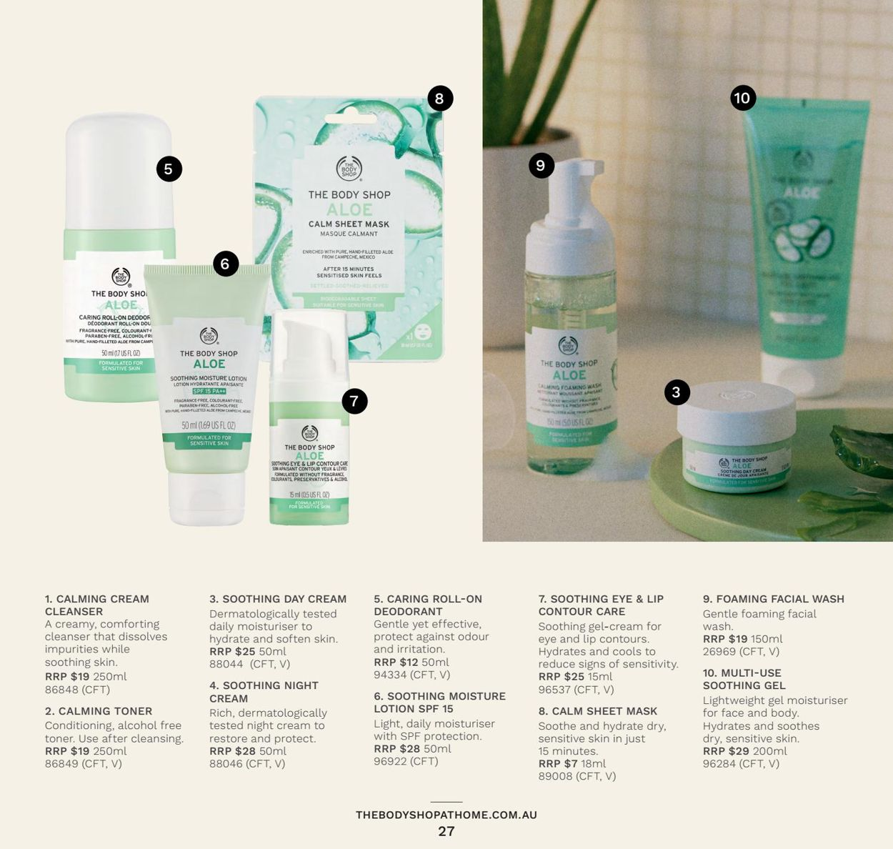 The Body Shop Catalogue - 31/03-30/06/2021 (Page 27)