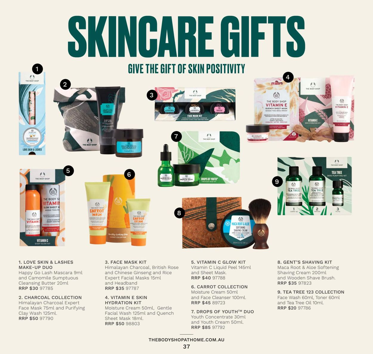 The Body Shop Catalogue - 31/03-30/06/2021 (Page 37)