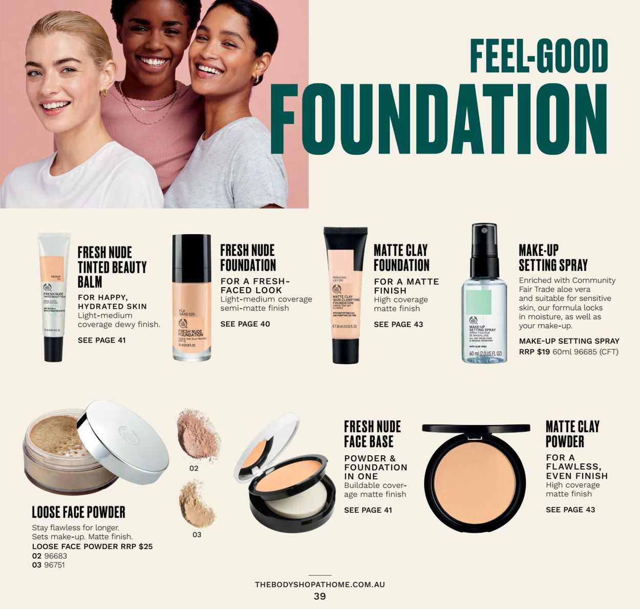 The Body Shop Catalogue - 31/03-30/06/2021 (Page 39)