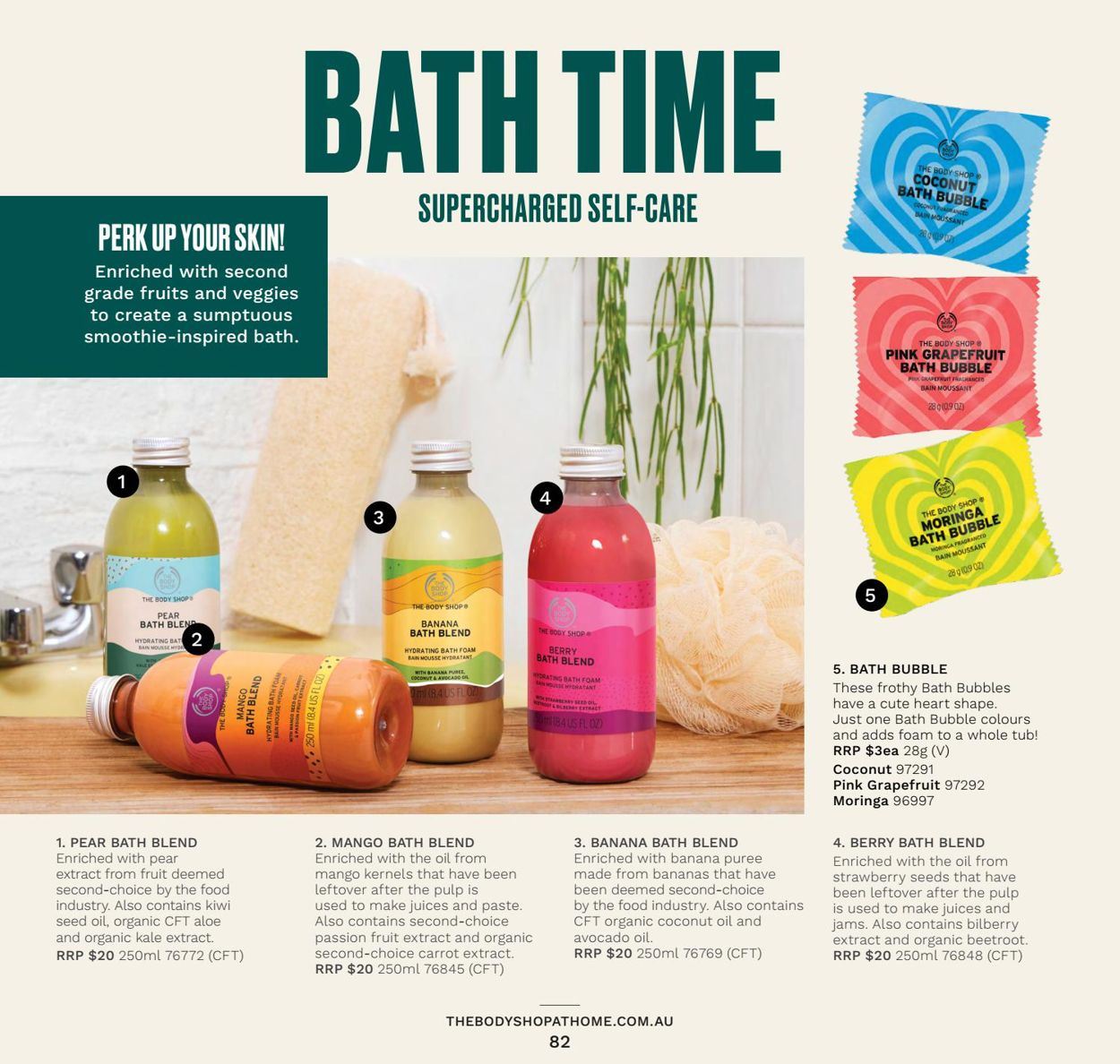 The Body Shop Catalogue - 31/03-30/06/2021 (Page 82)