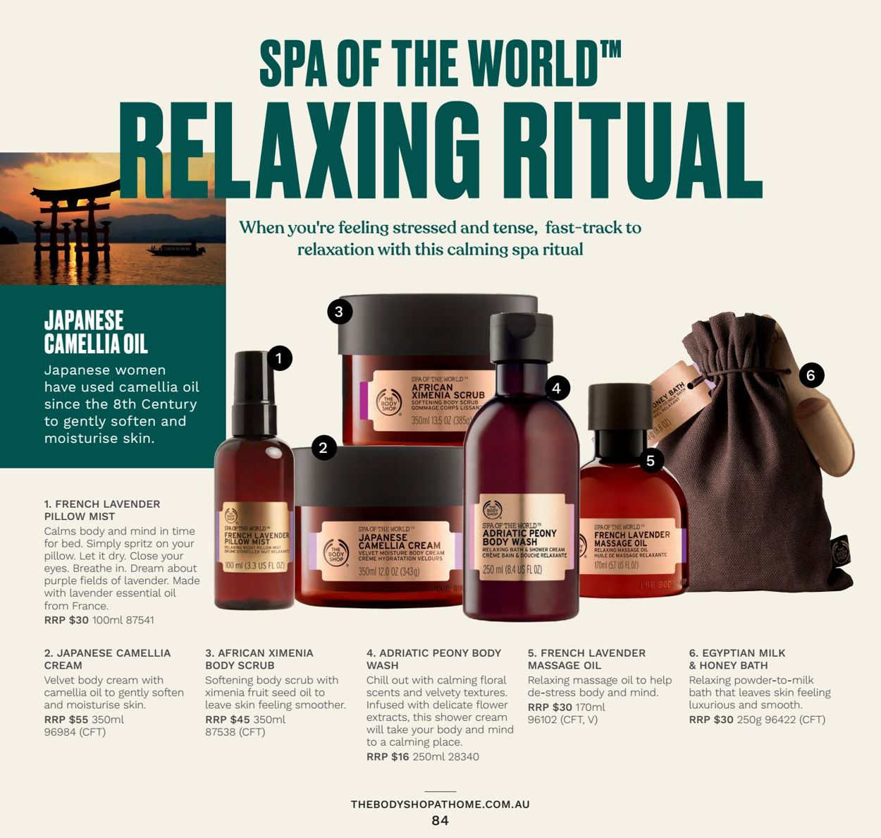 The Body Shop Catalogue - 31/03-30/06/2021 (Page 84)