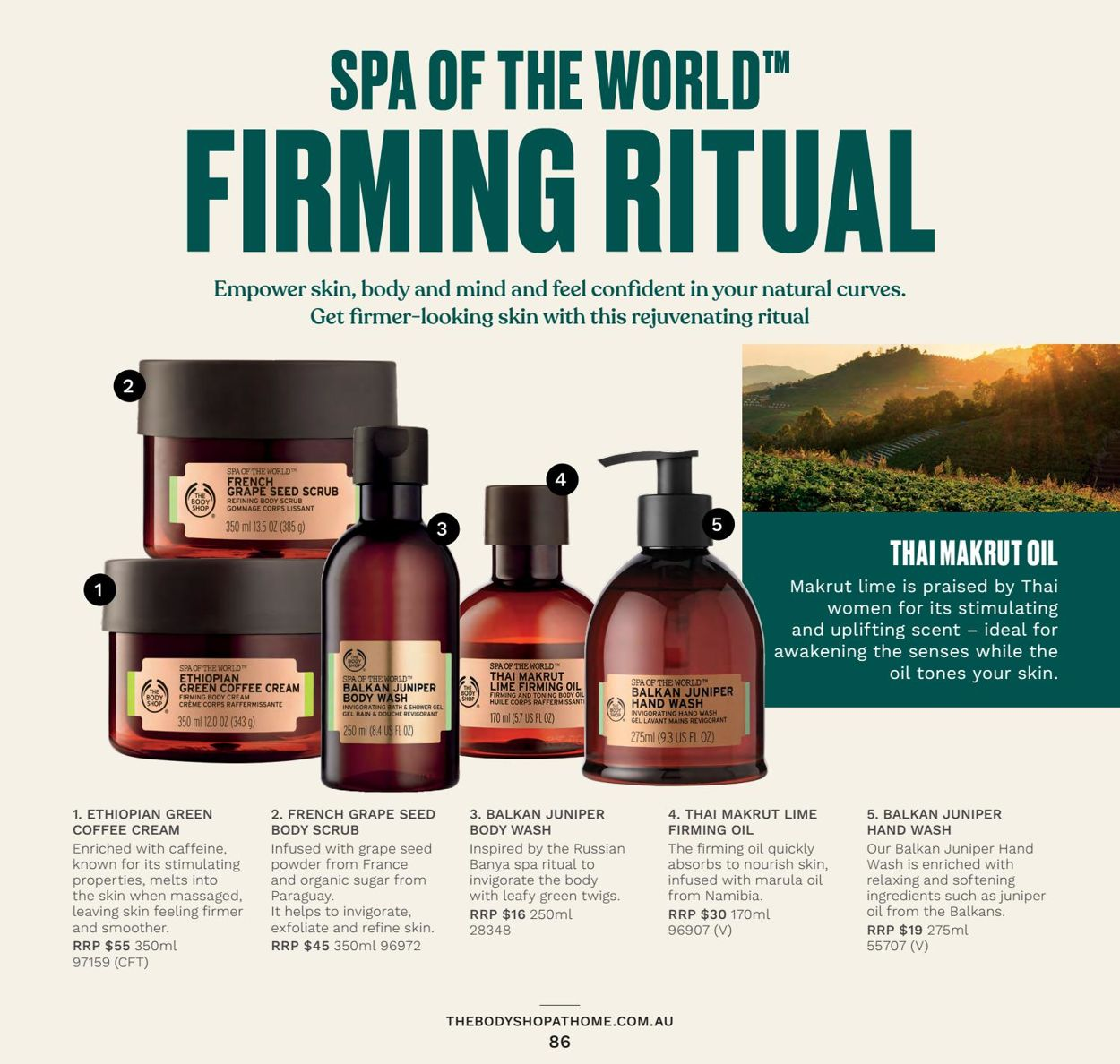The Body Shop Catalogue - 31/03-30/06/2021 (Page 86)