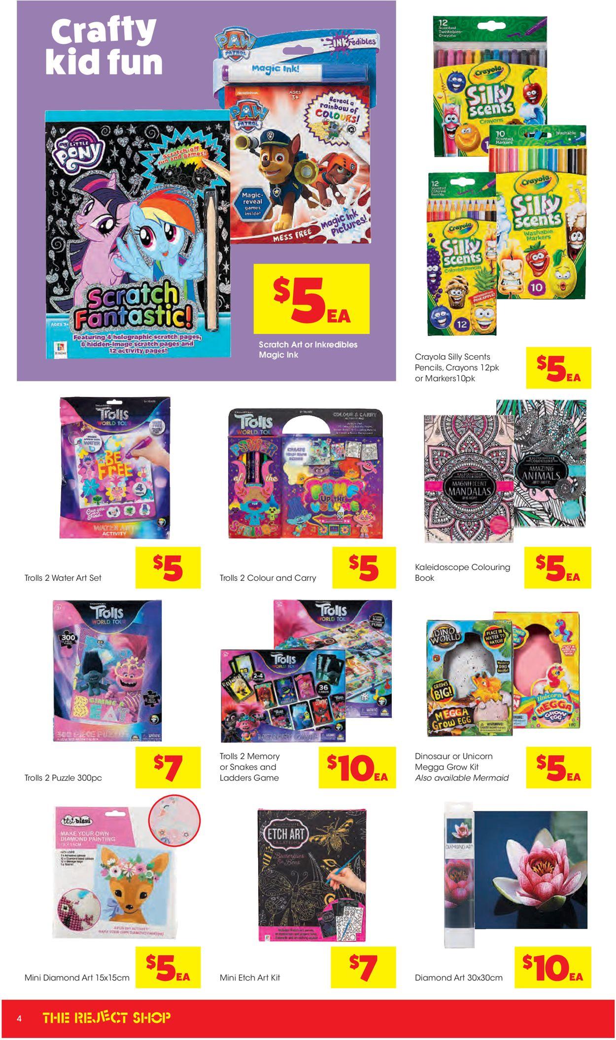 The Reject Shop Catalogue - 02/04-12/04/2020 (Page 4)