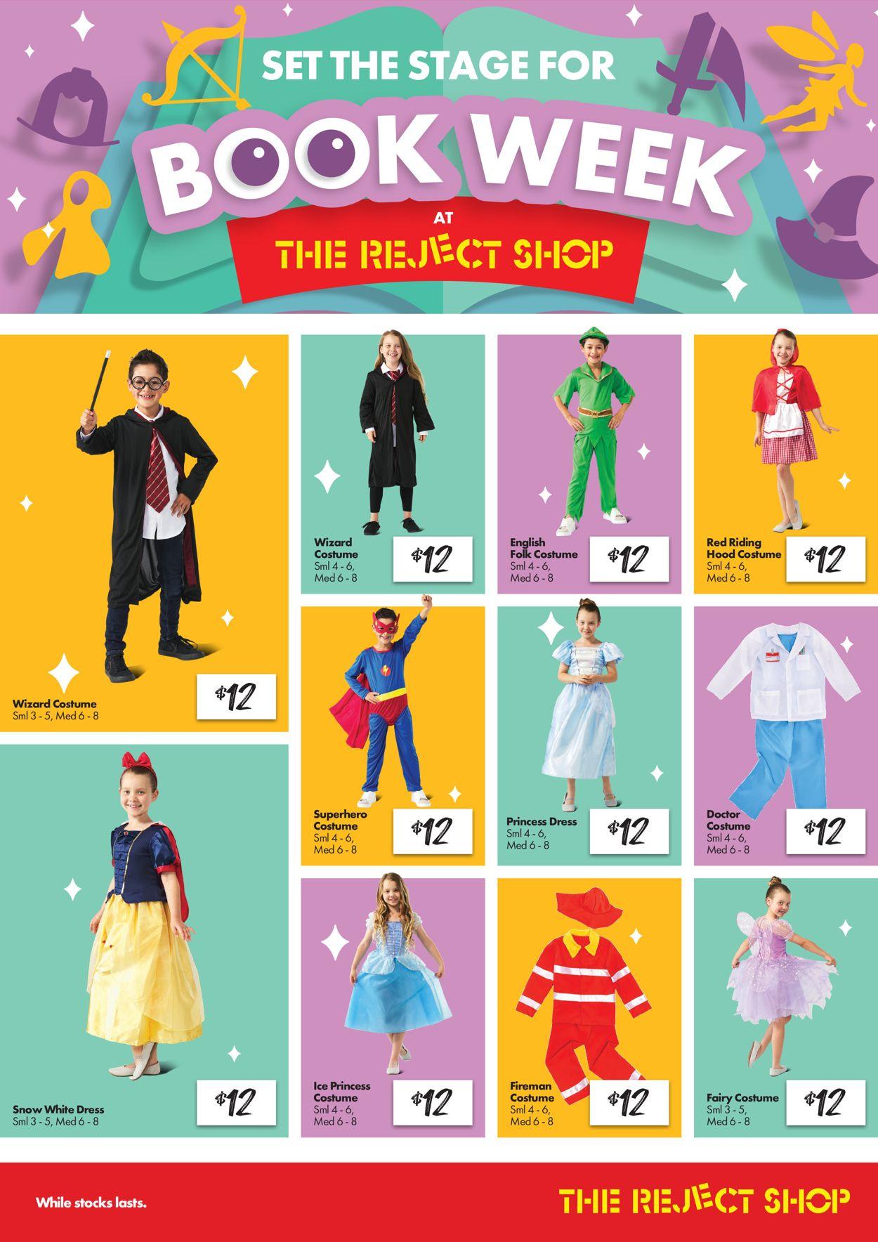 The Reject Shop Catalogue - 05/10-31/10/2020