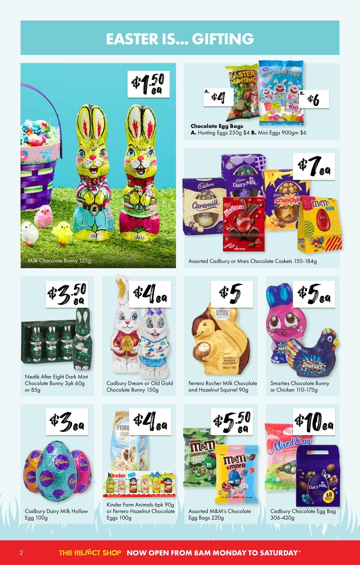 The Reject Shop Catalogue - 11/03-04/04/2021 (Page 2)