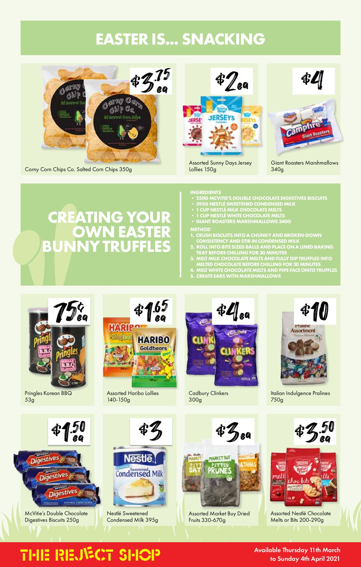 The Reject Shop Catalogue - 11/03-04/04/2021 (Page 12)