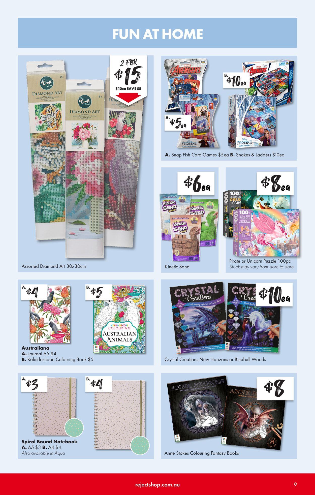 The Reject Shop Catalogue - 08/04-25/04/2021 (Page 9)