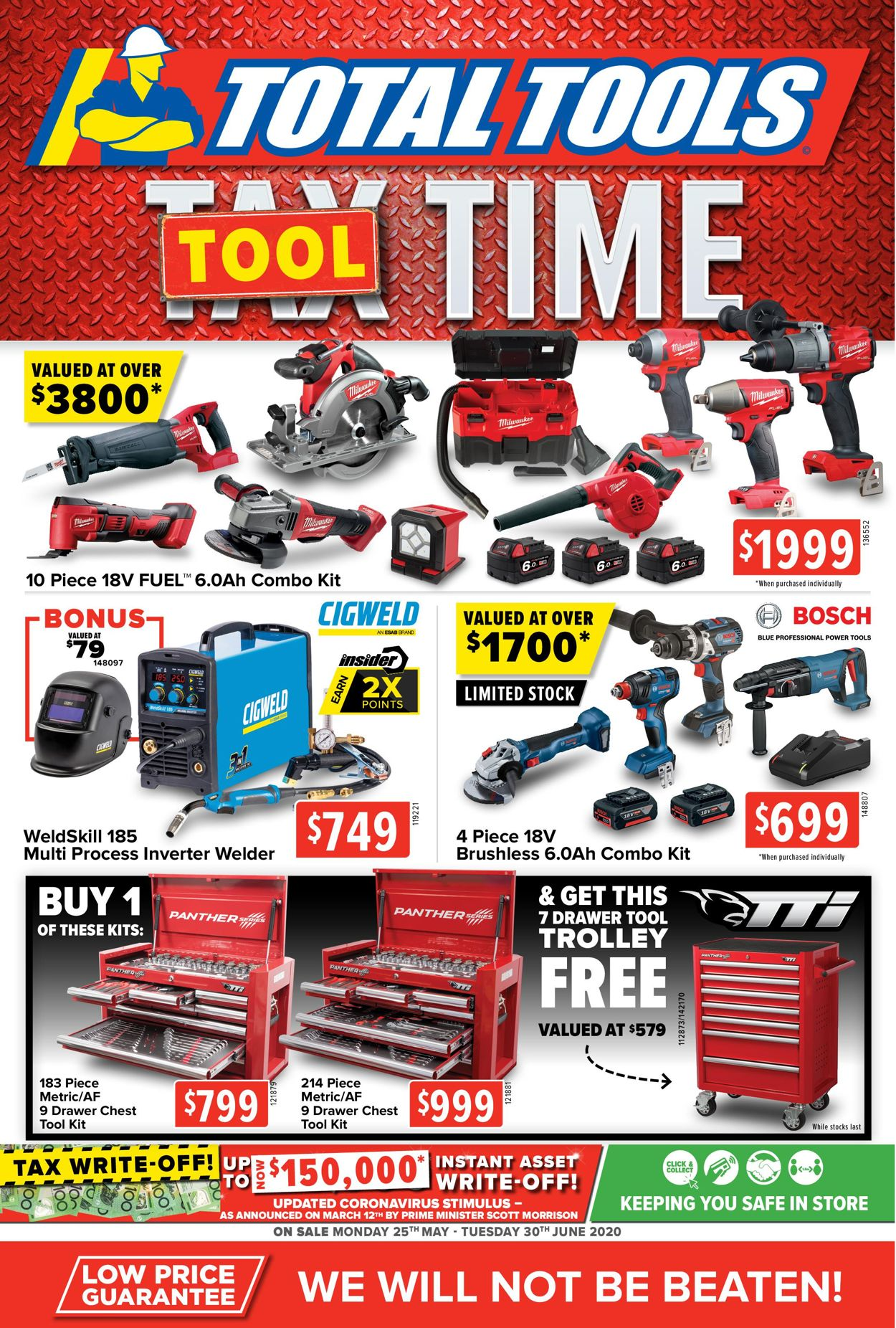 Total Tools Catalogue - 25/05-30/06/2020