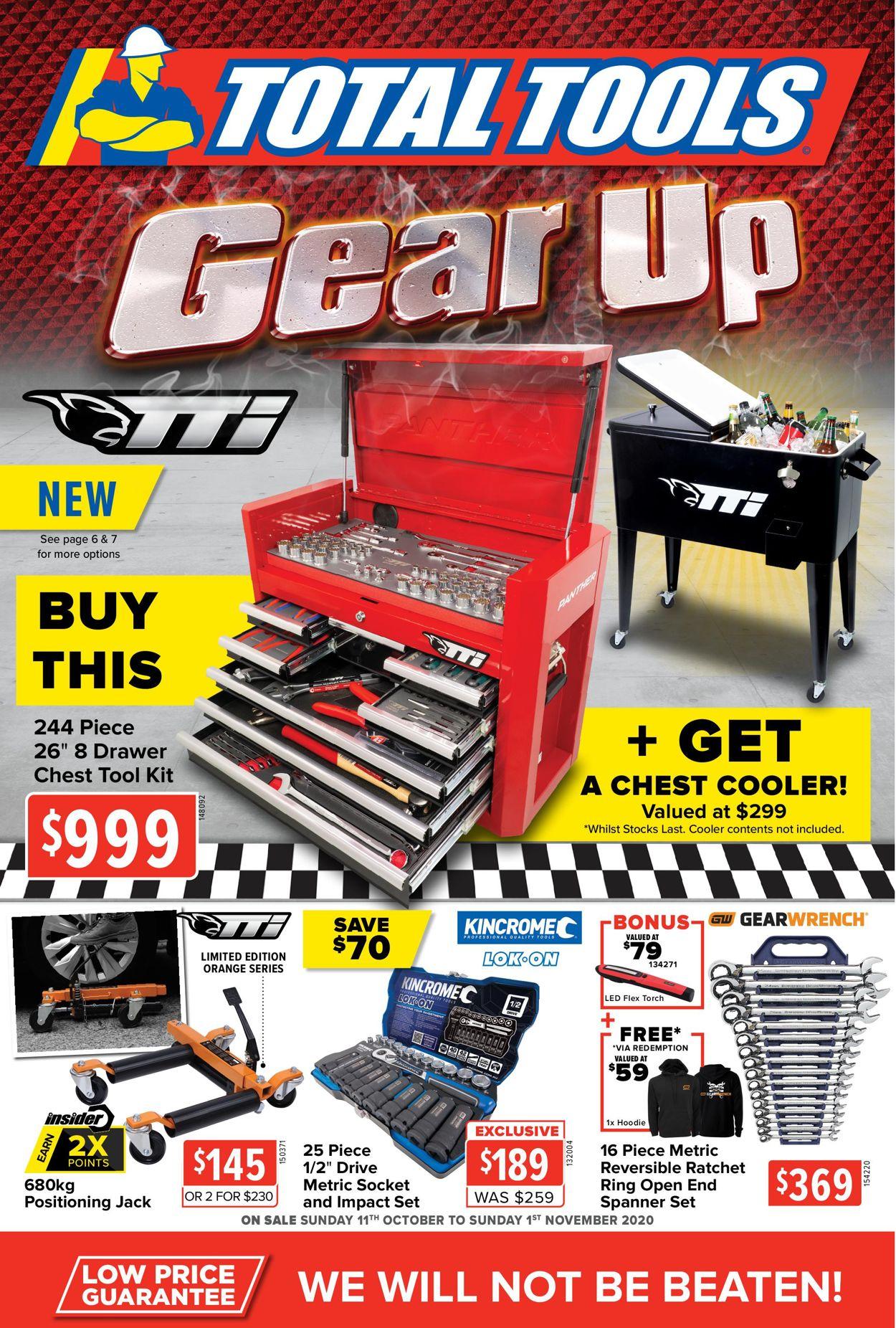 Total Tools Catalogue - 11/10-01/11/2020