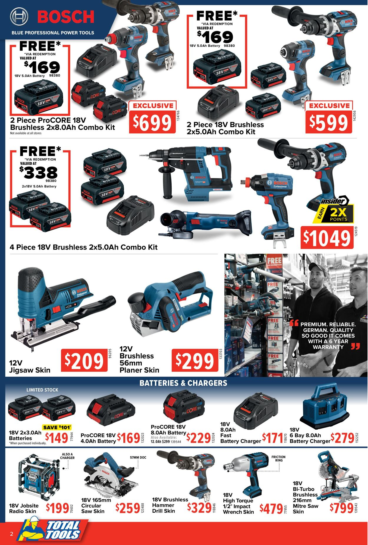 Total Tools - Christmas 2020 Catalogue - 30/11-24/12/2020 (Page 2)