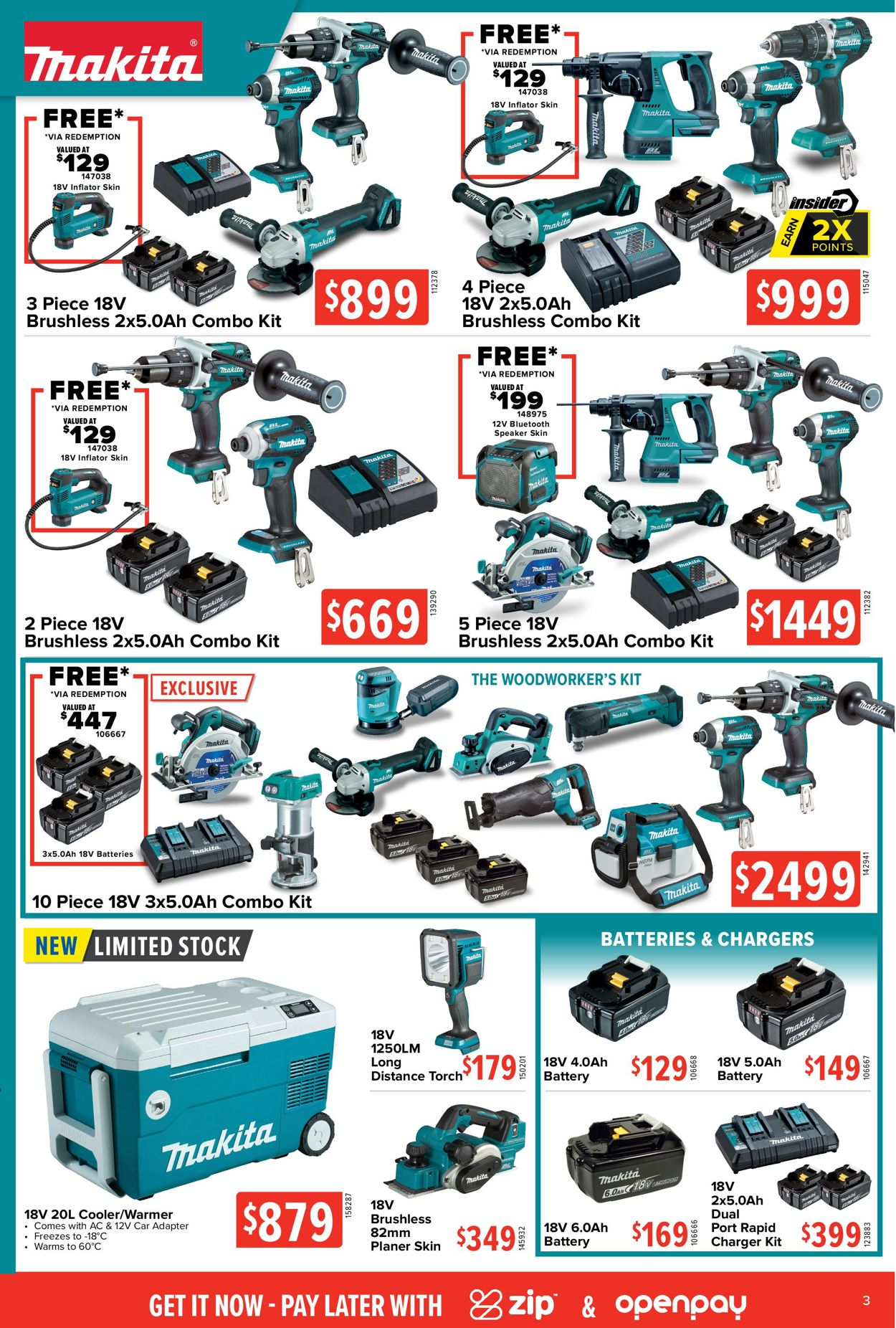 Total Tools - Christmas 2020 Catalogue - 30/11-24/12/2020 (Page 3)