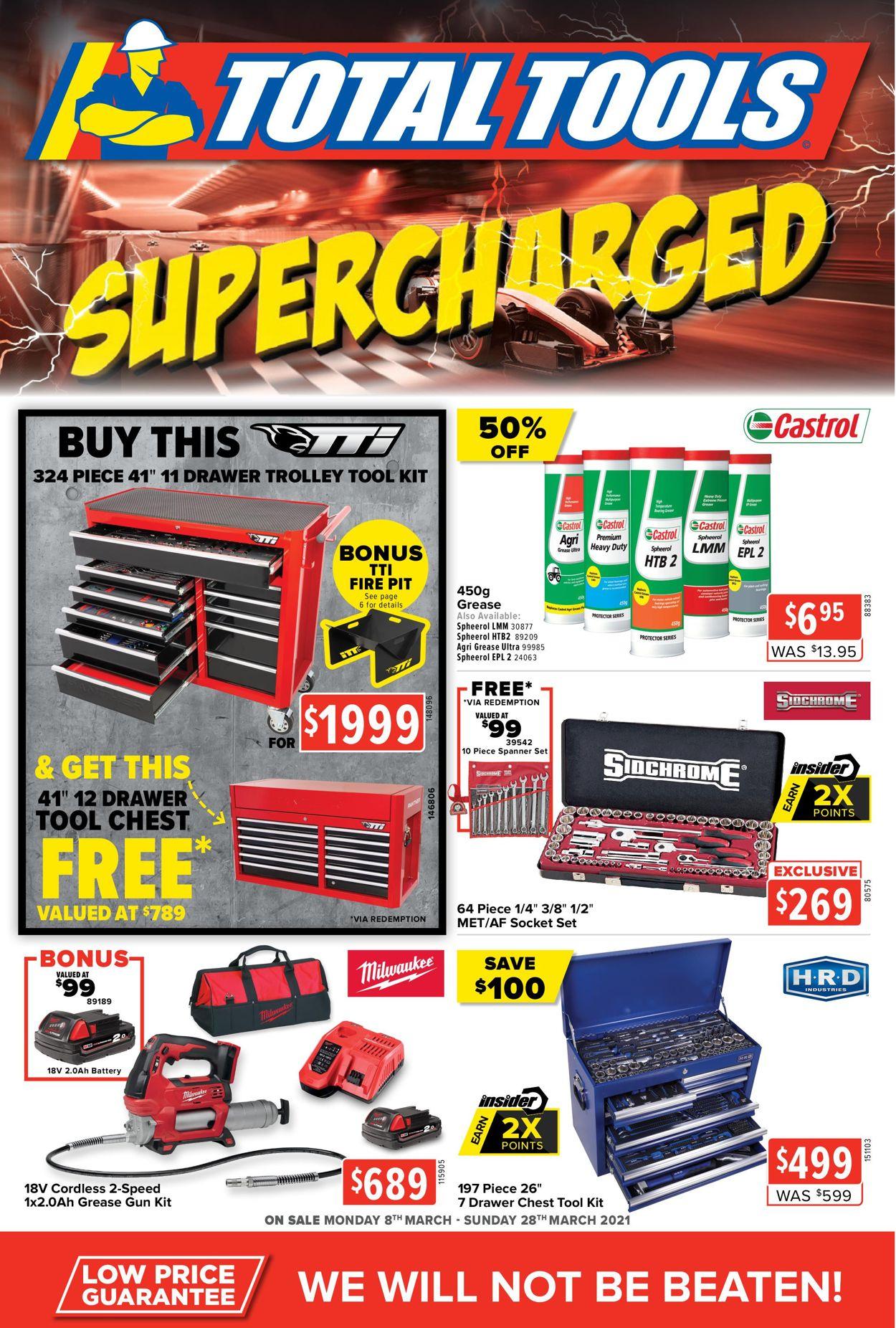 Total Tools Catalogue - 08/03-28/03/2021