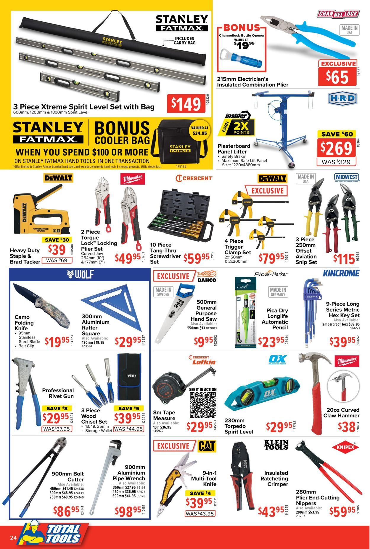Total Tools Catalogue - 24/05-30/06/2021 (Page 24)