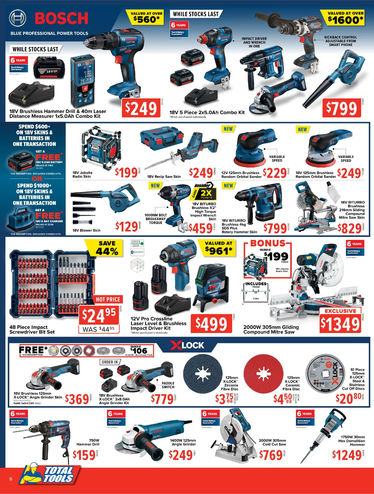 Total Tools Catalogue - 14/06-30/06/2021 (Page 6)
