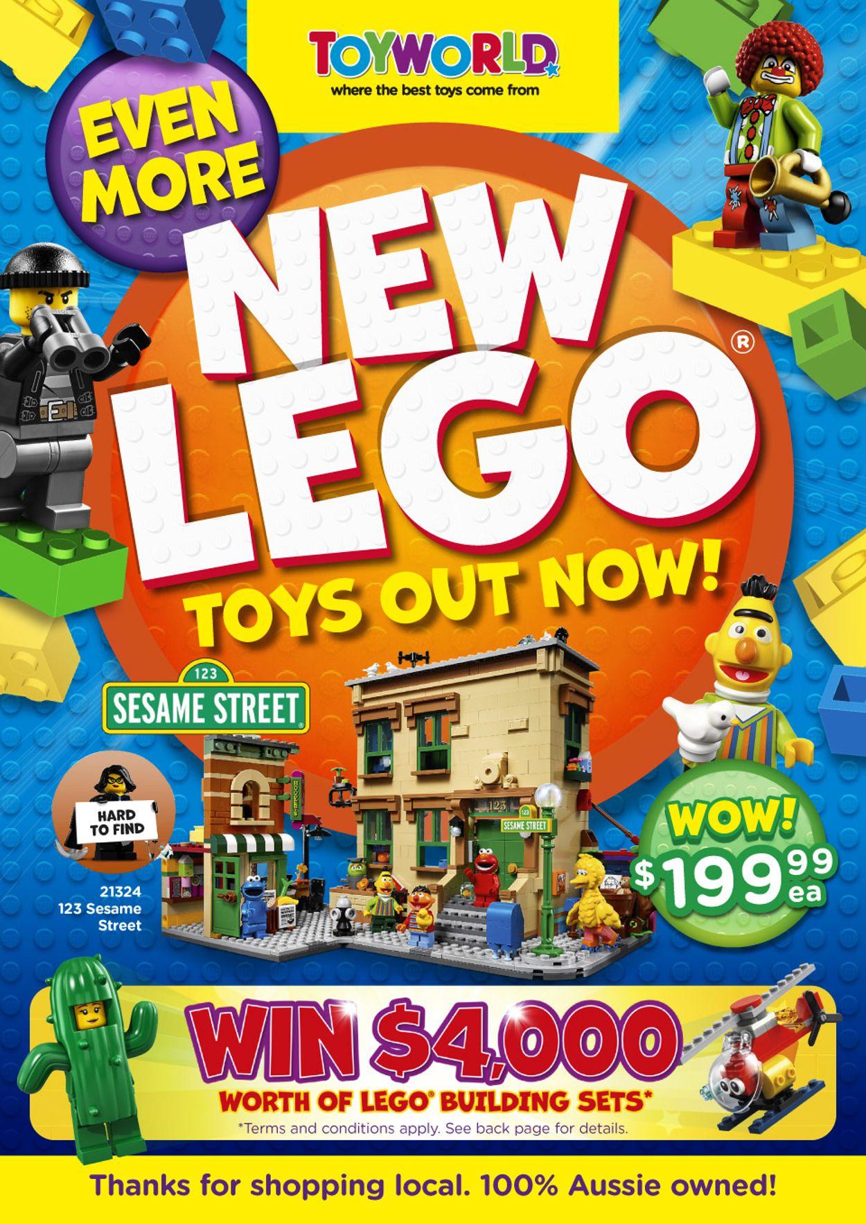 Toyworld Catalogue - 08/02-21/02/2021