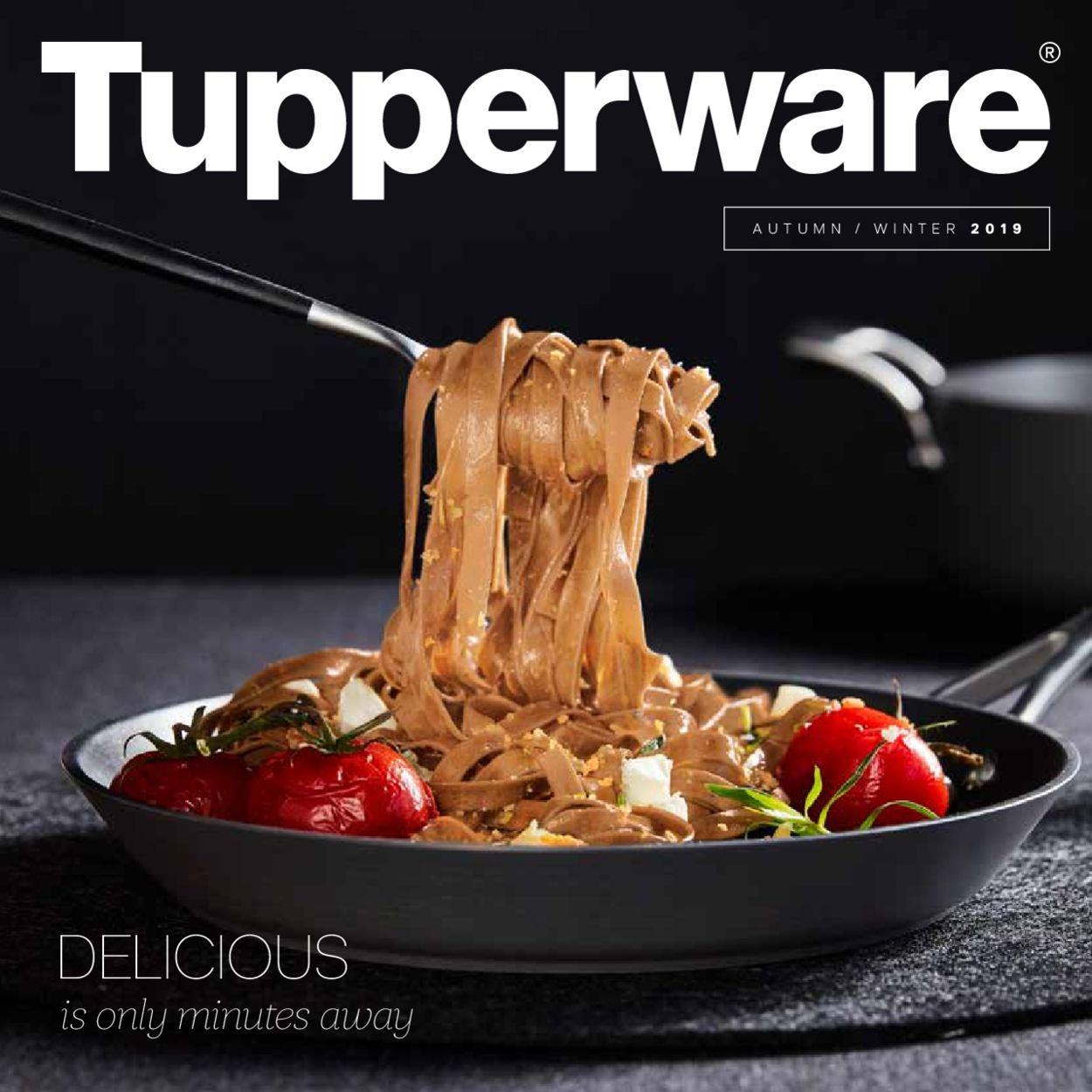 Tupperware Catalogue - 14/05-31/08/2019