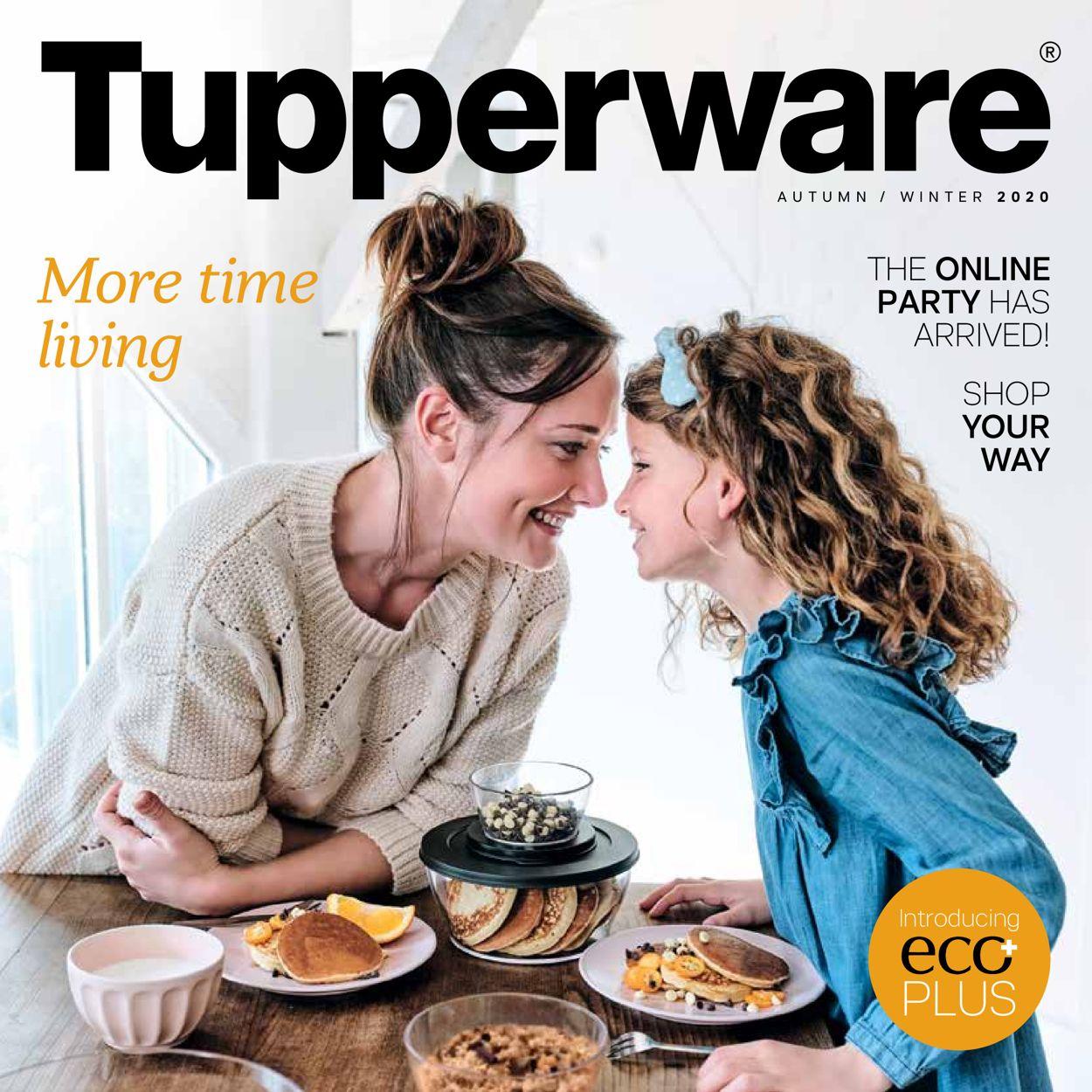 Tupperware Catalogue - 01/09-31/12/2020